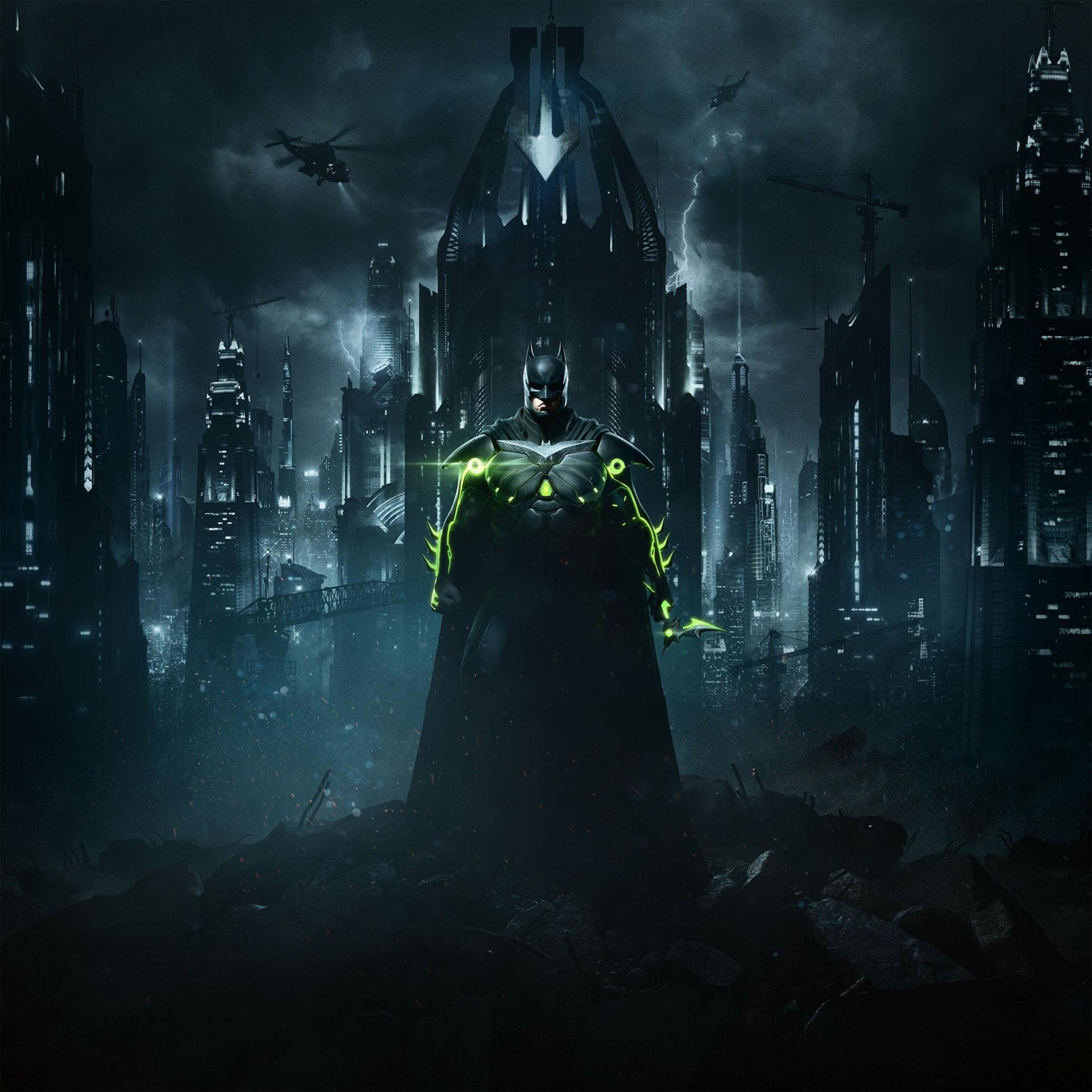 Injustice 2: Batman in Gotham City
