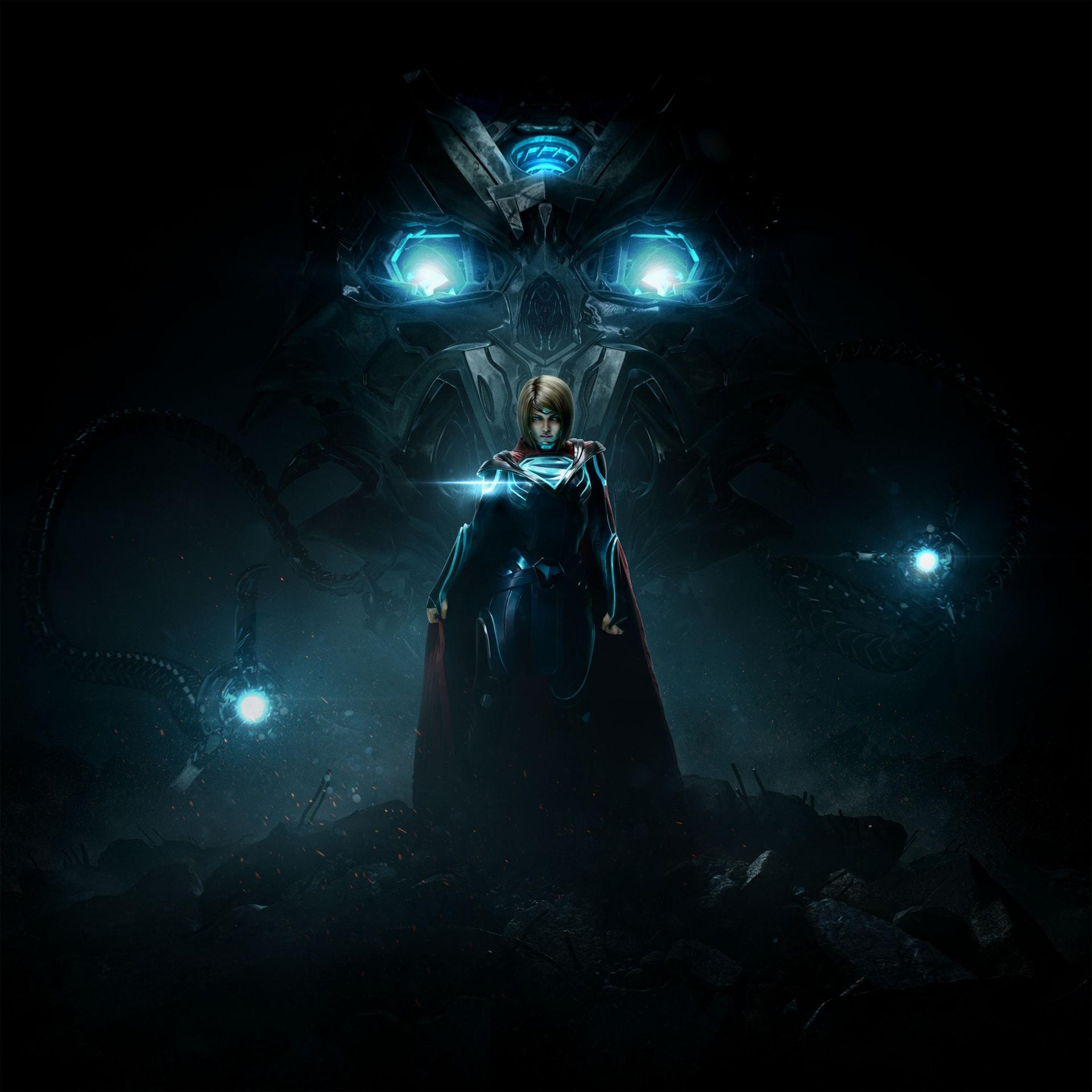 Injustice 2: Supergirl and Brainiac