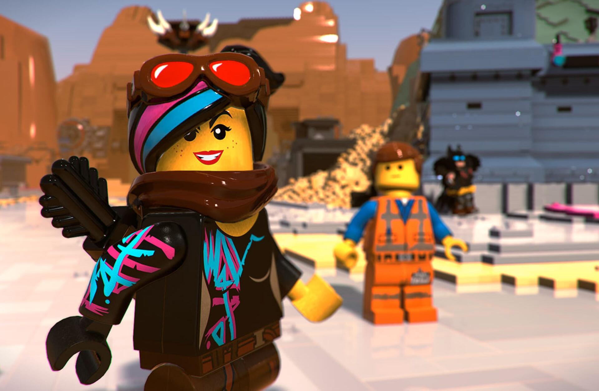 Lego Movie 2 Video Game