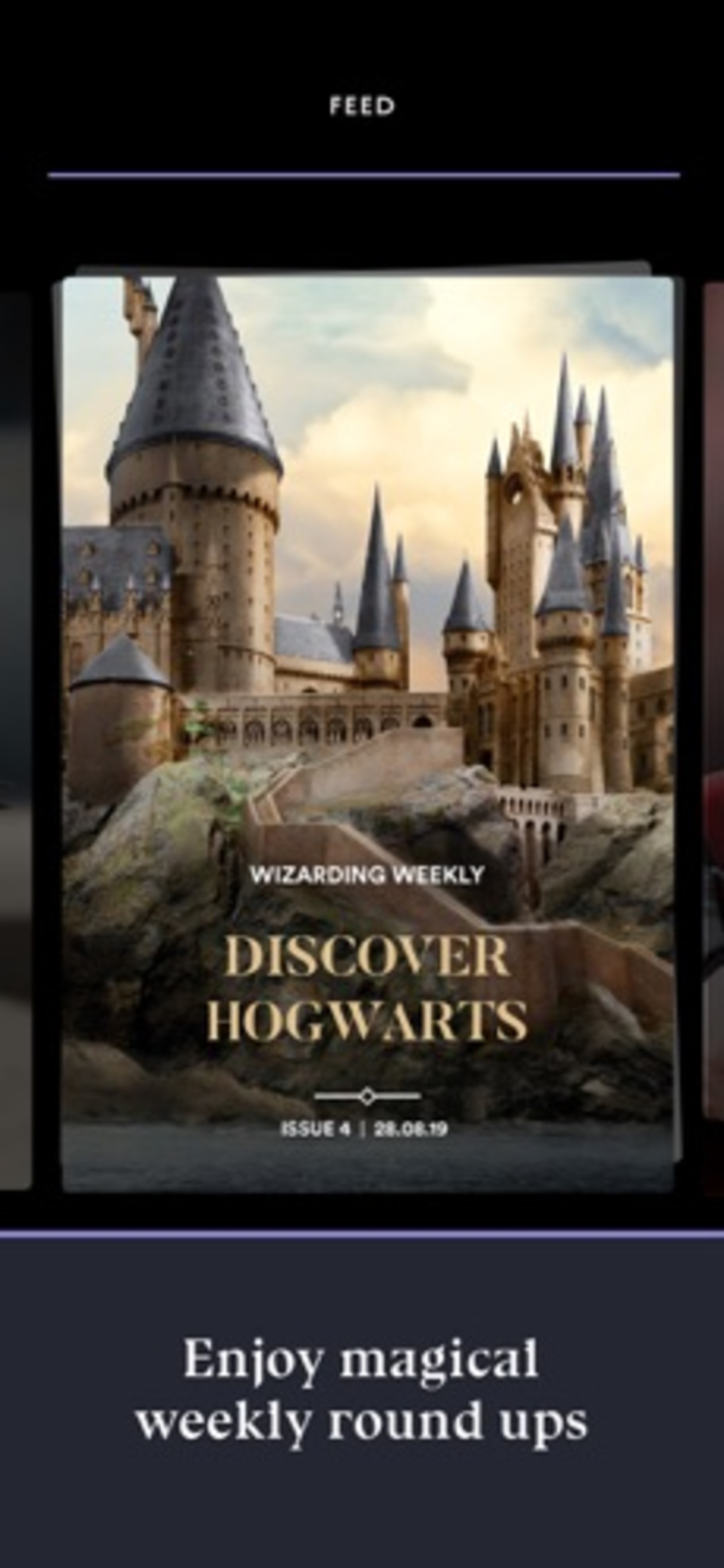 Discover Hogwarts