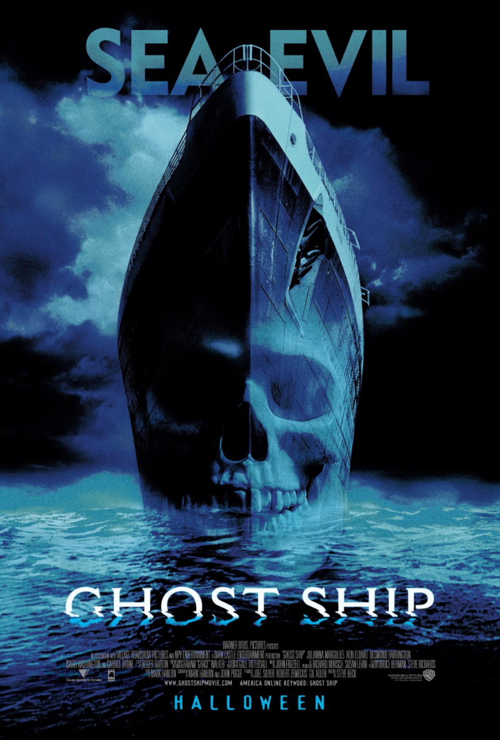 Ghost Ship - Poster 1