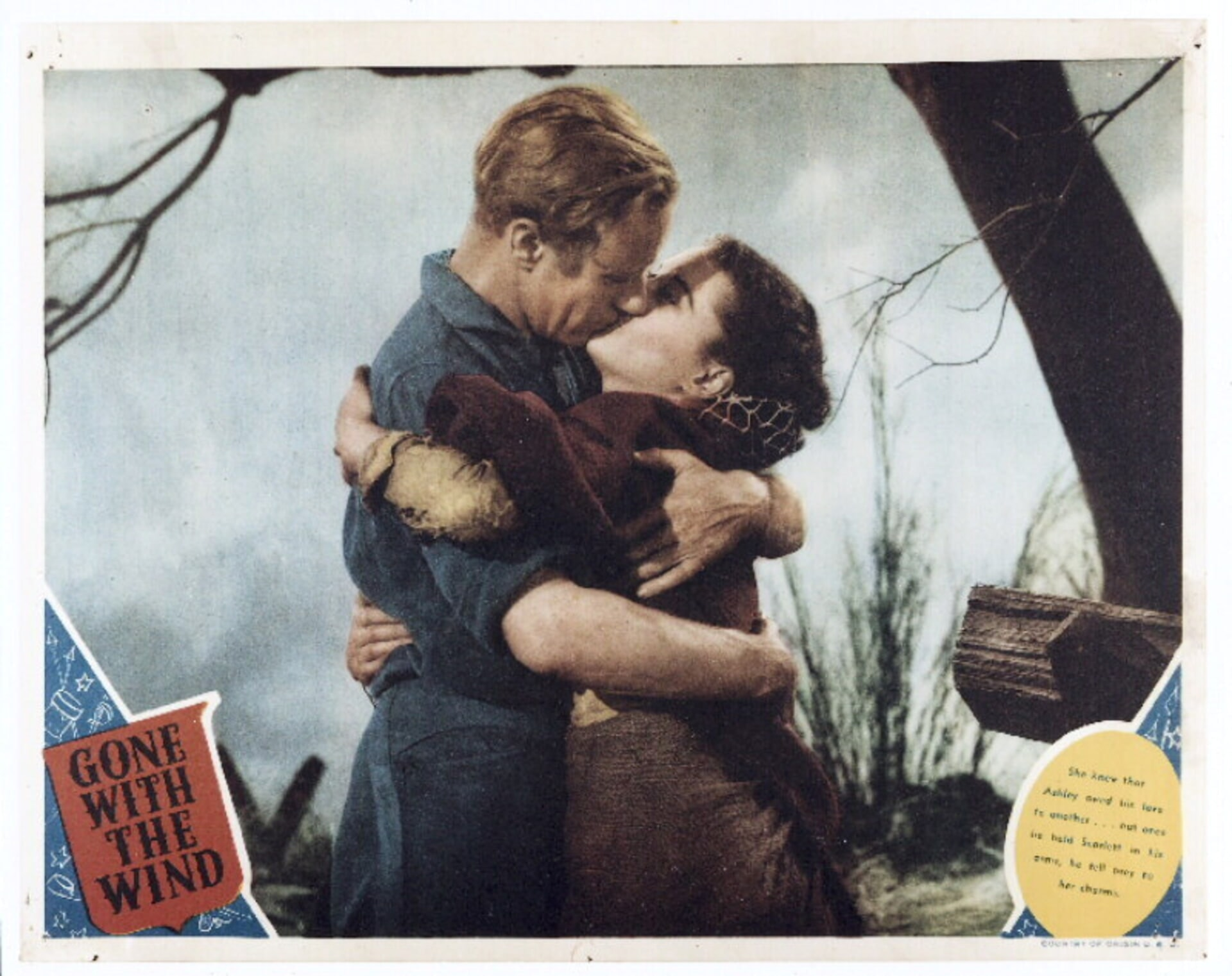 Gone with the Wind - Poster 2