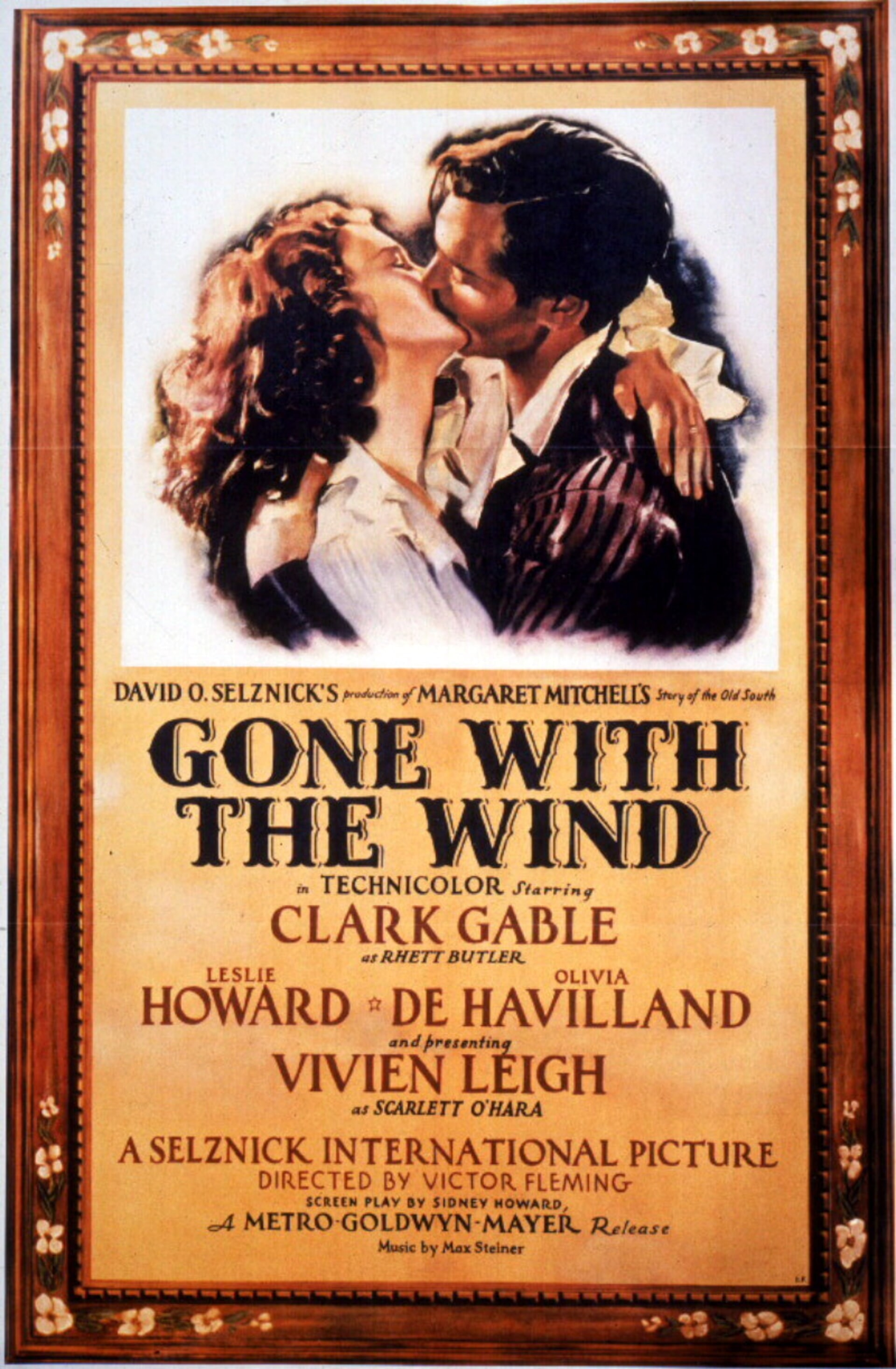 Gone with the Wind - Poster 3
