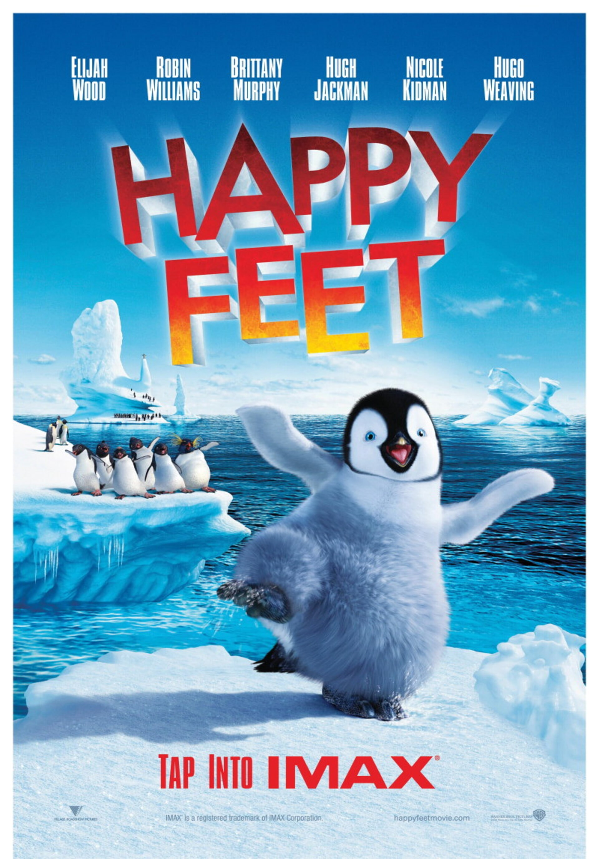 Family Movie Night (PTA Hosted)-Happy Feet