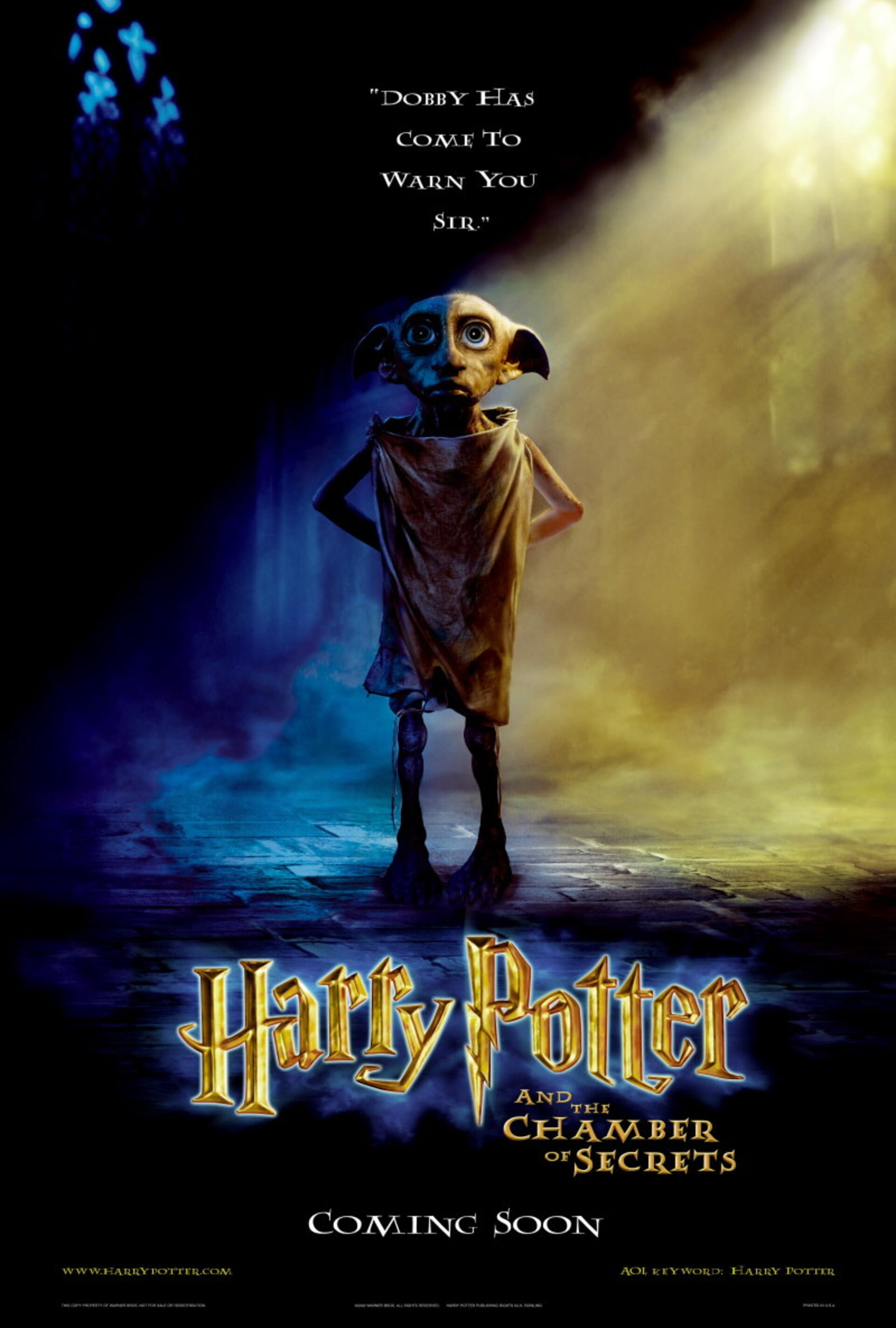 Harry Potter and the Chamber of Secrets - Poster 2