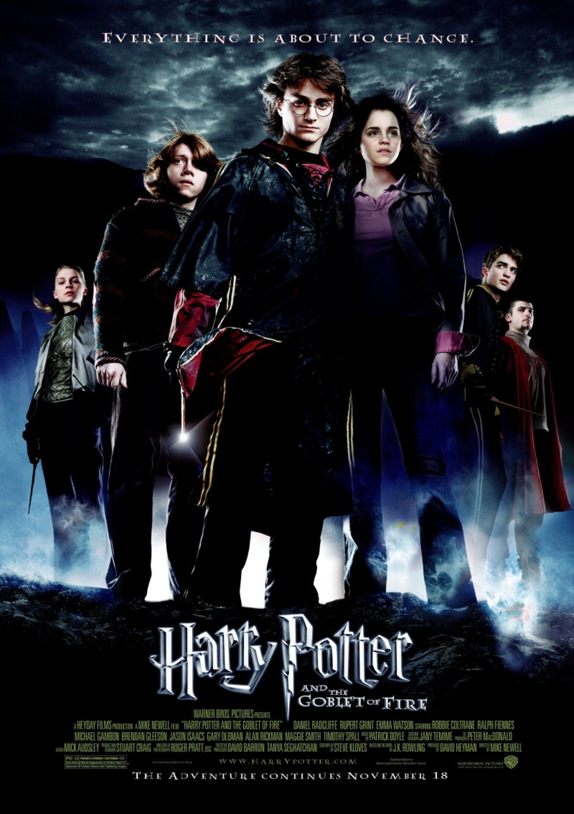 Harry Potter and the Goblet of Fire - Poster 2