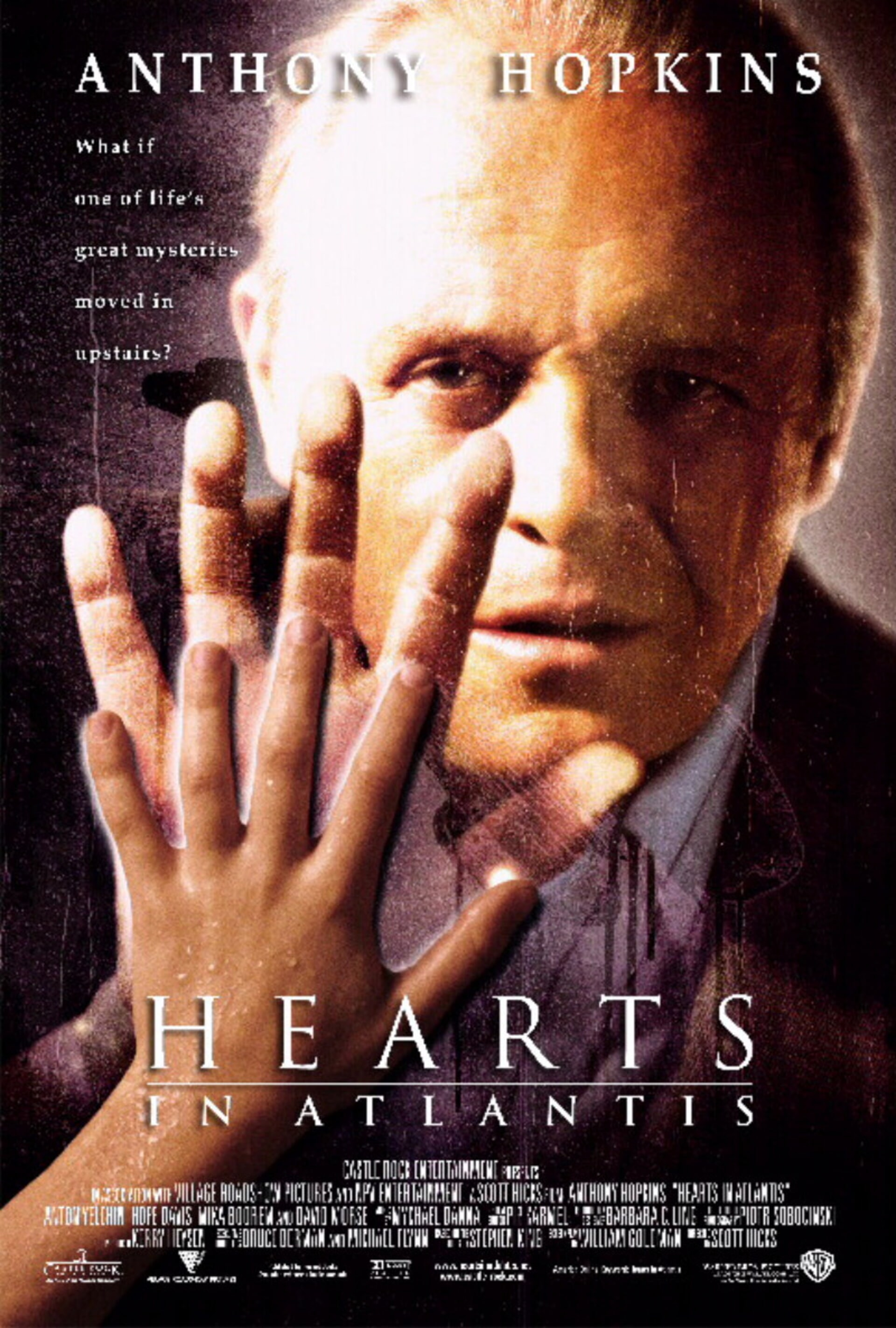 Hearts in Atlantis - Poster 1