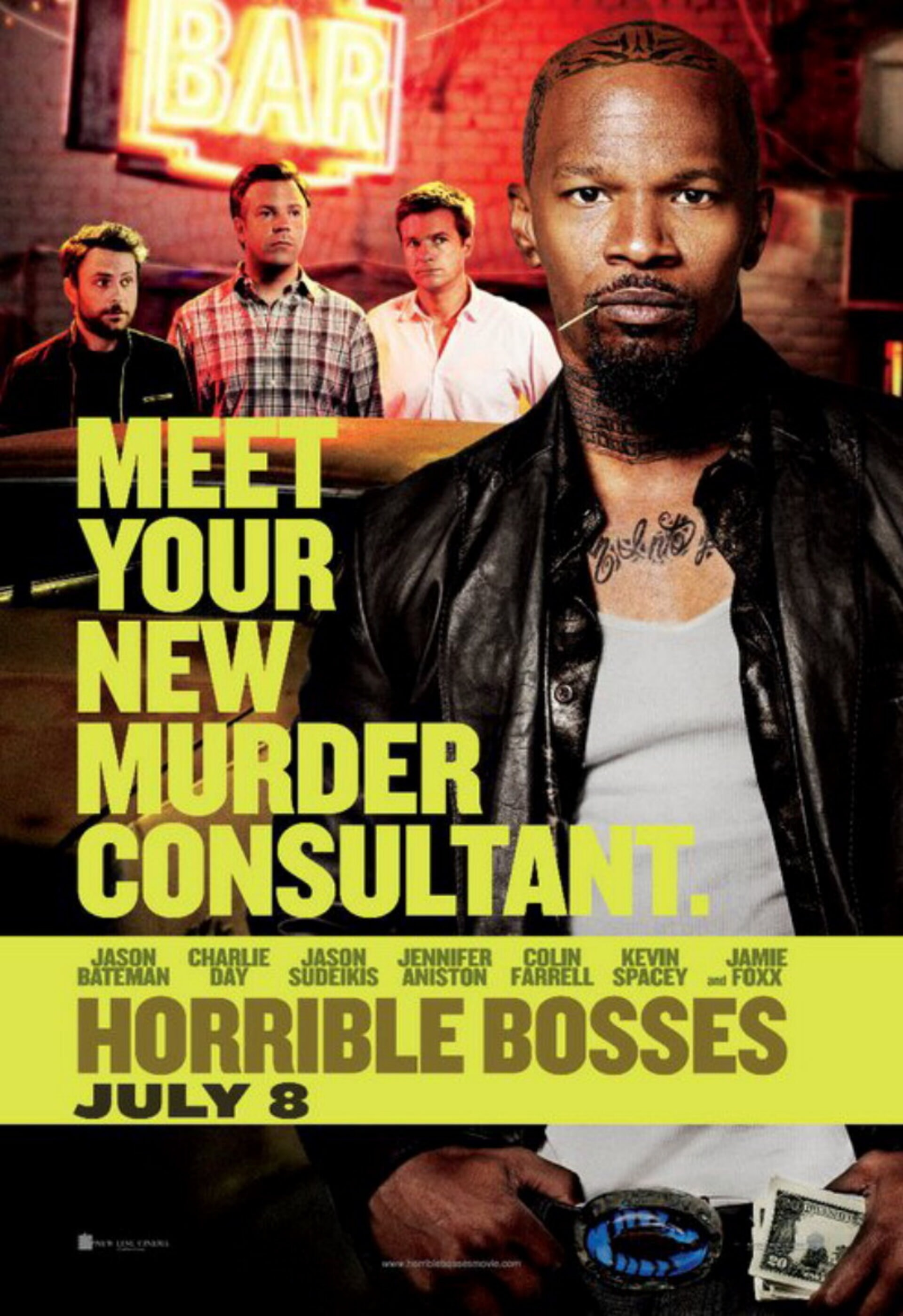 Horrible Bosses - Poster 6