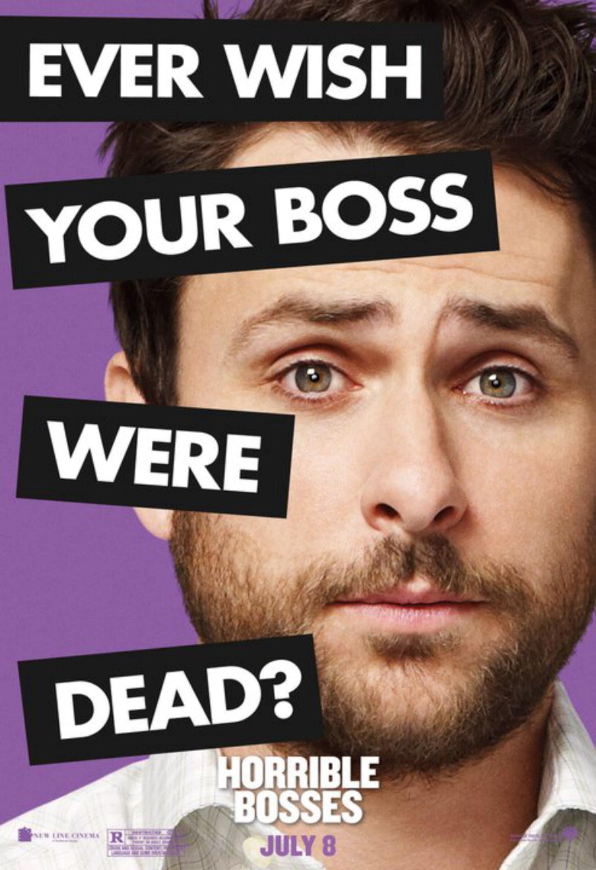 Horrible Bosses - Poster 8