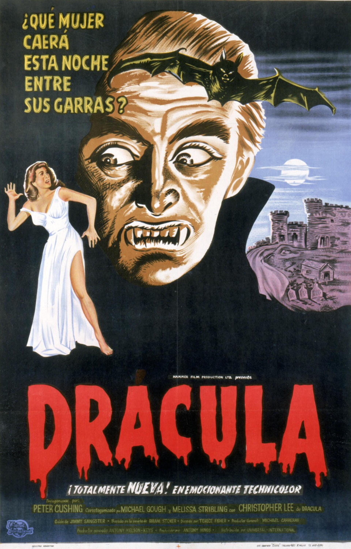 Horror of Dracula - Poster 3