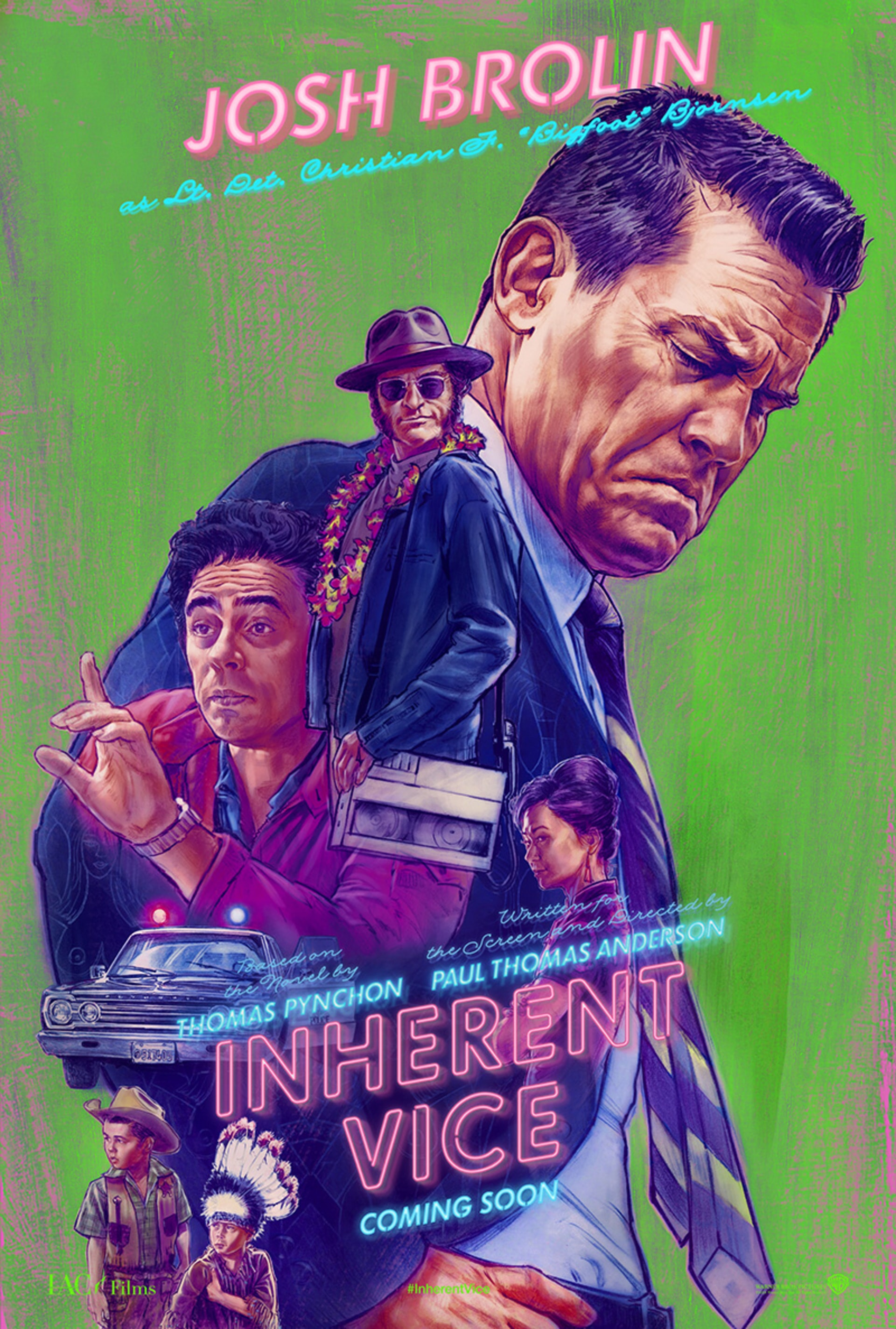 Inherent Vice - Poster 4