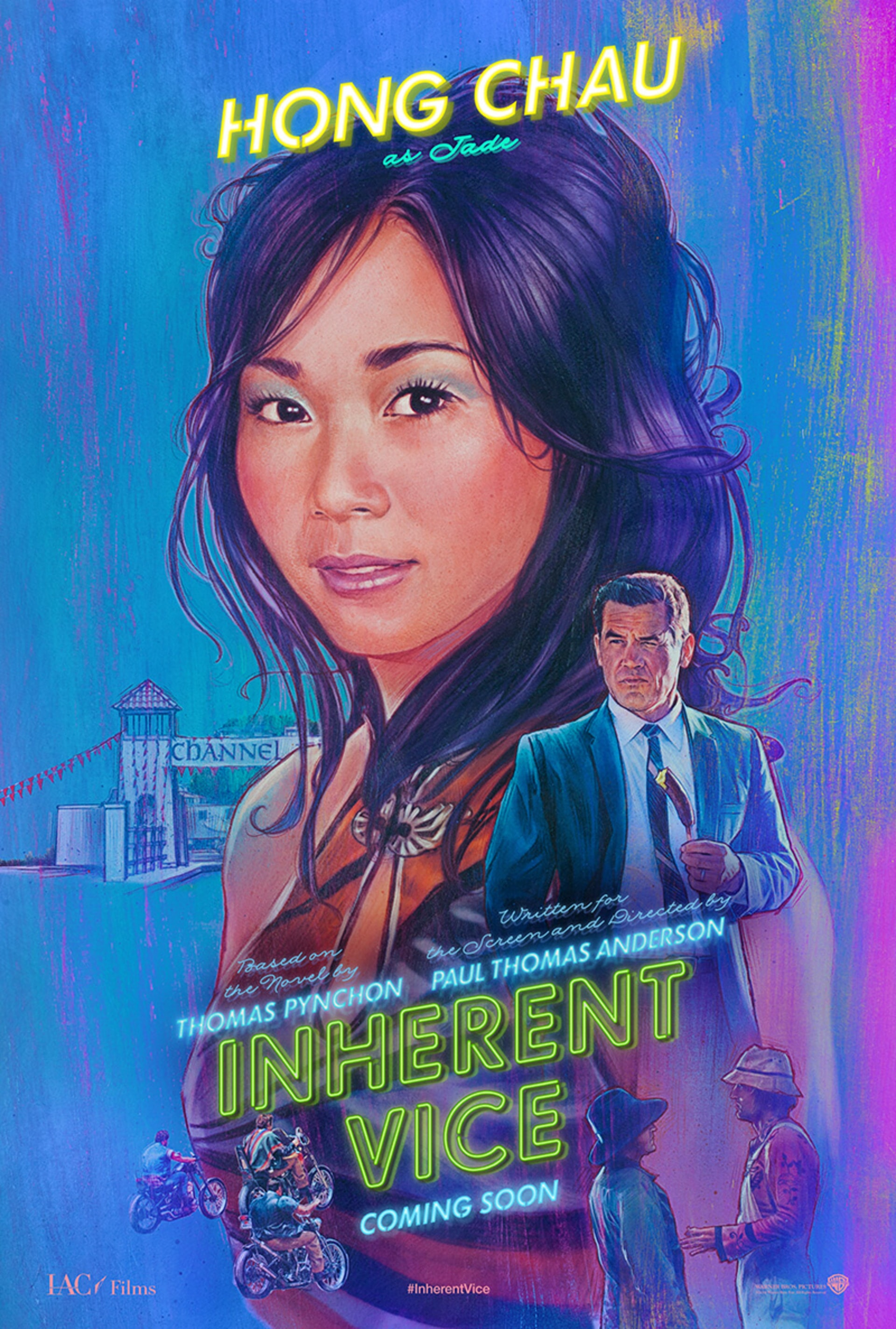 Inherent Vice - Poster 8