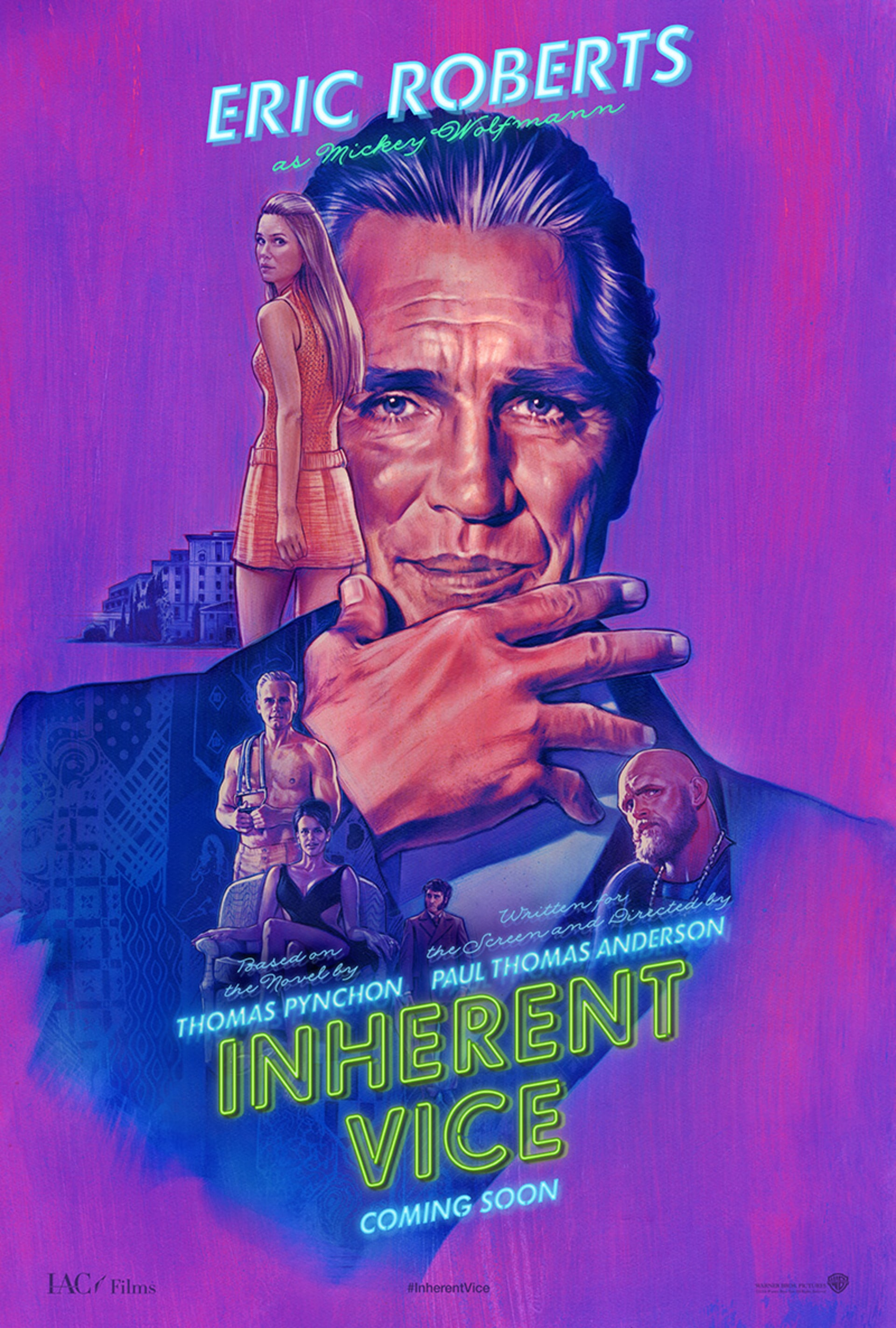 Inherent Vice - Poster 7