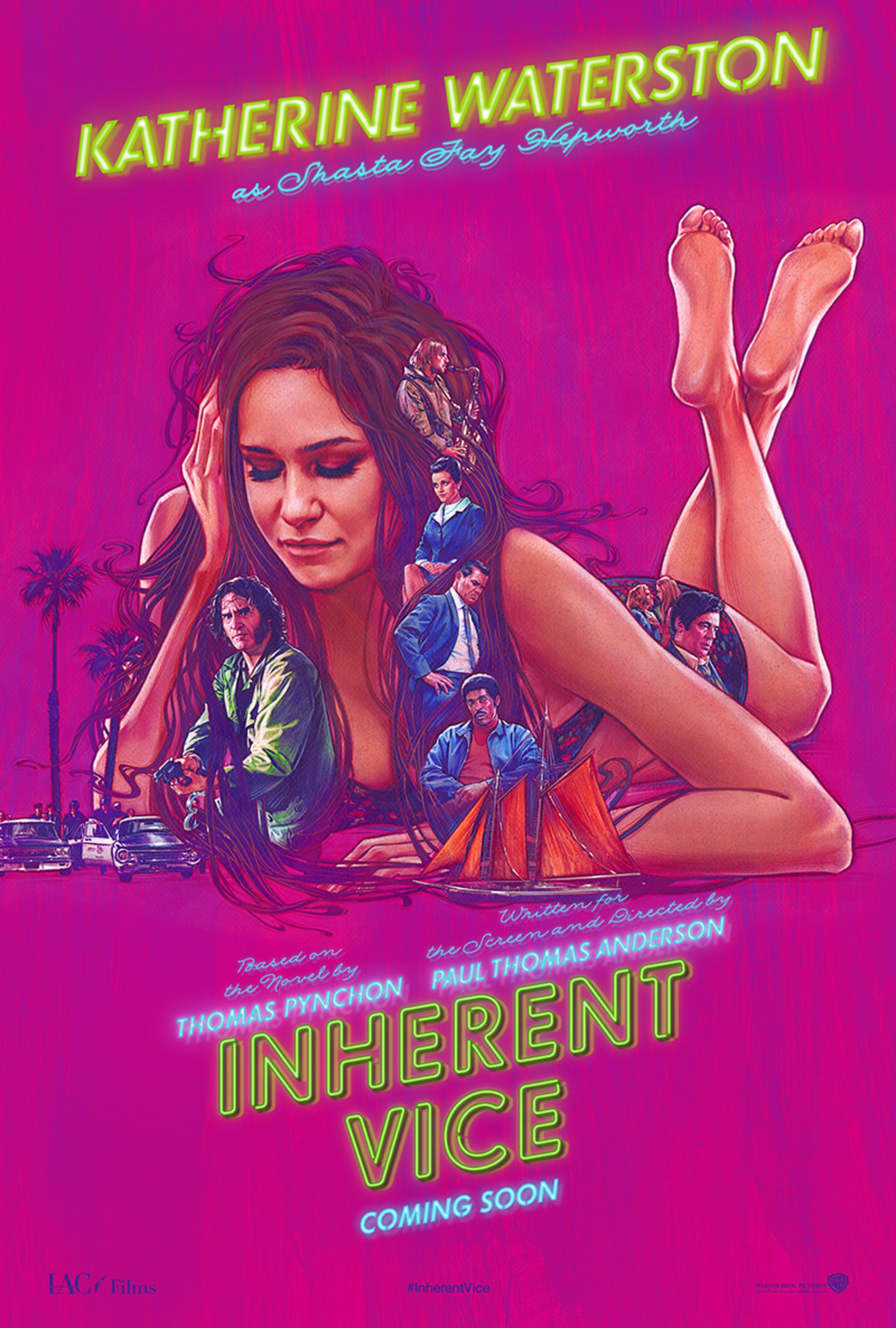 Inherent Vice - Poster 5