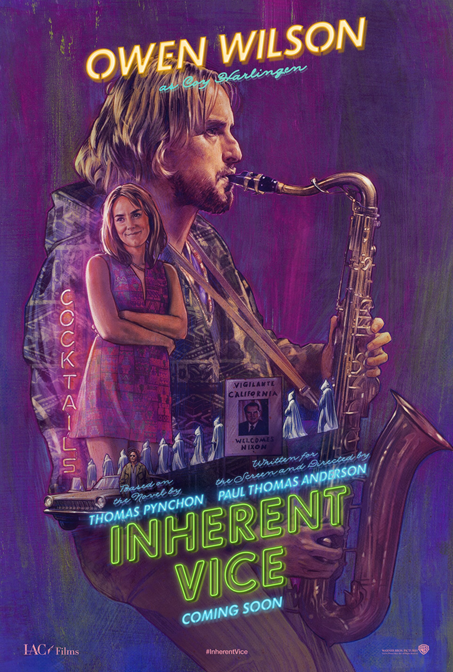 Inherent Vice - Poster 6