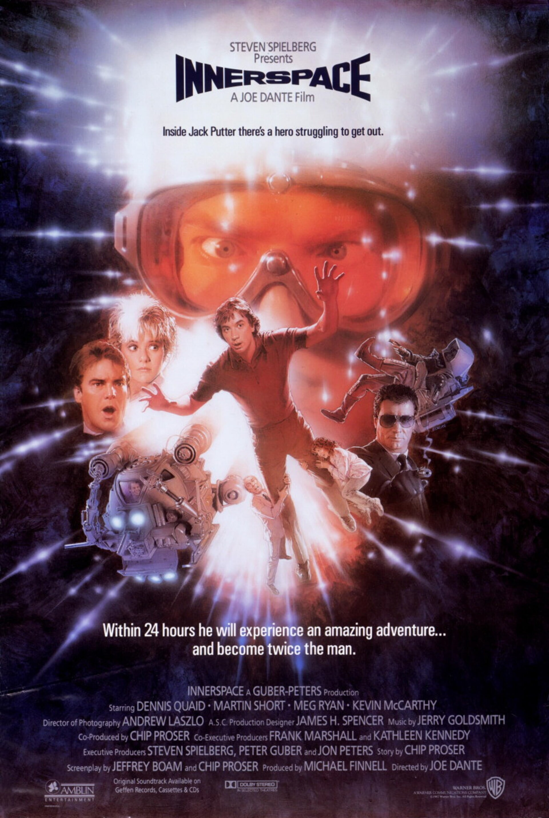 Innerspace - Poster 2