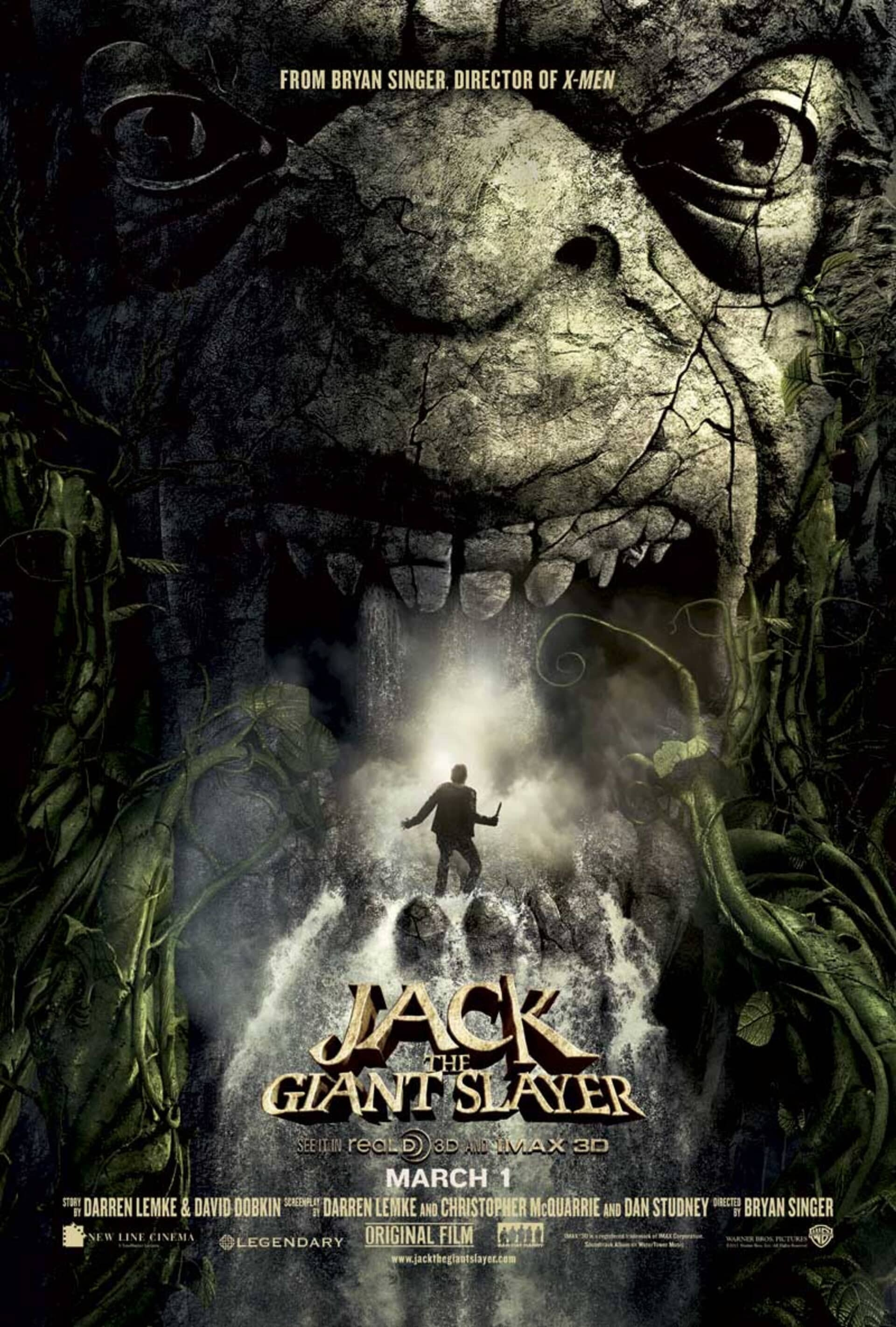 Jack the Giant Slayer - Poster 2