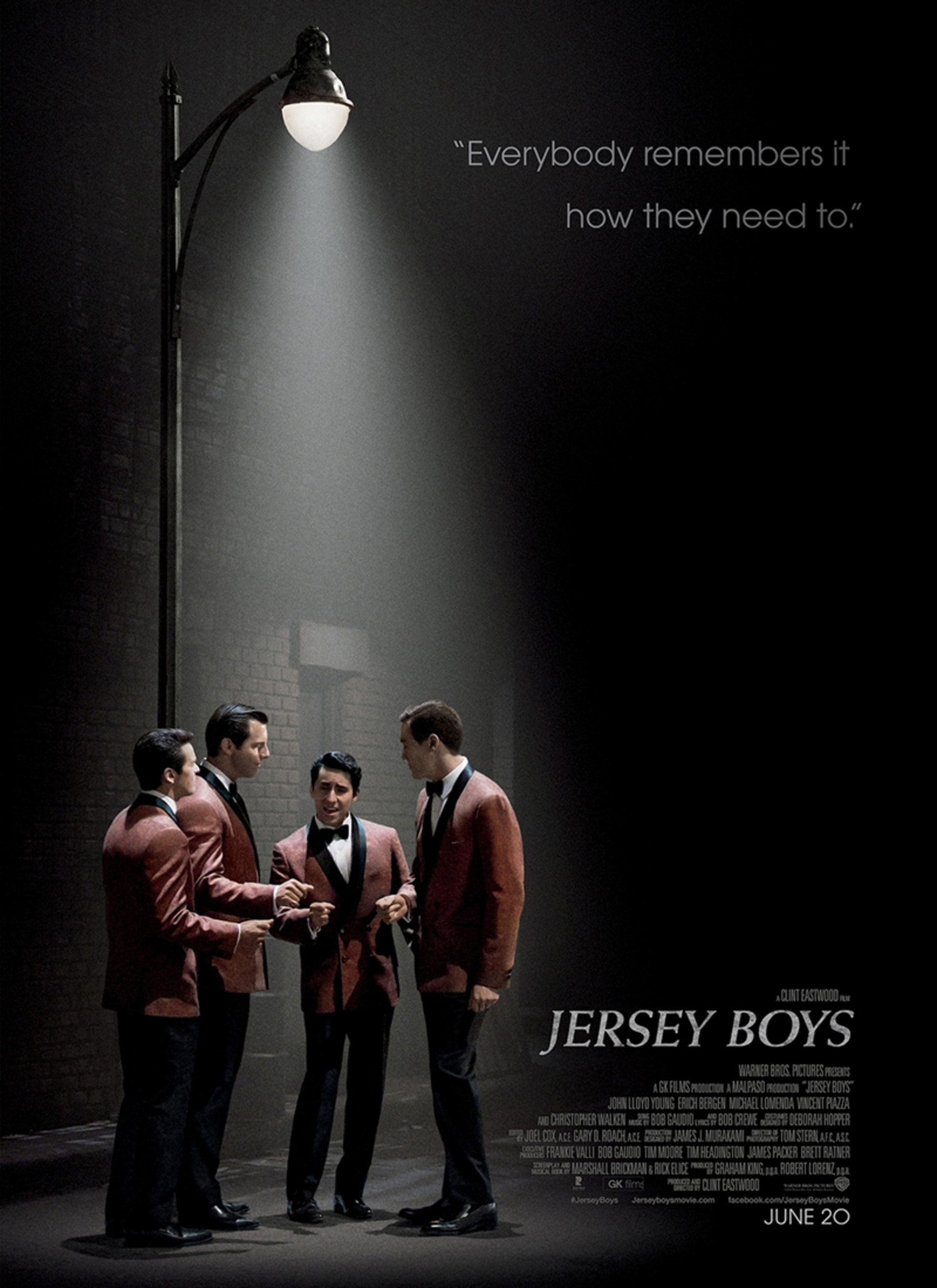 Jersey Boys - Poster 1