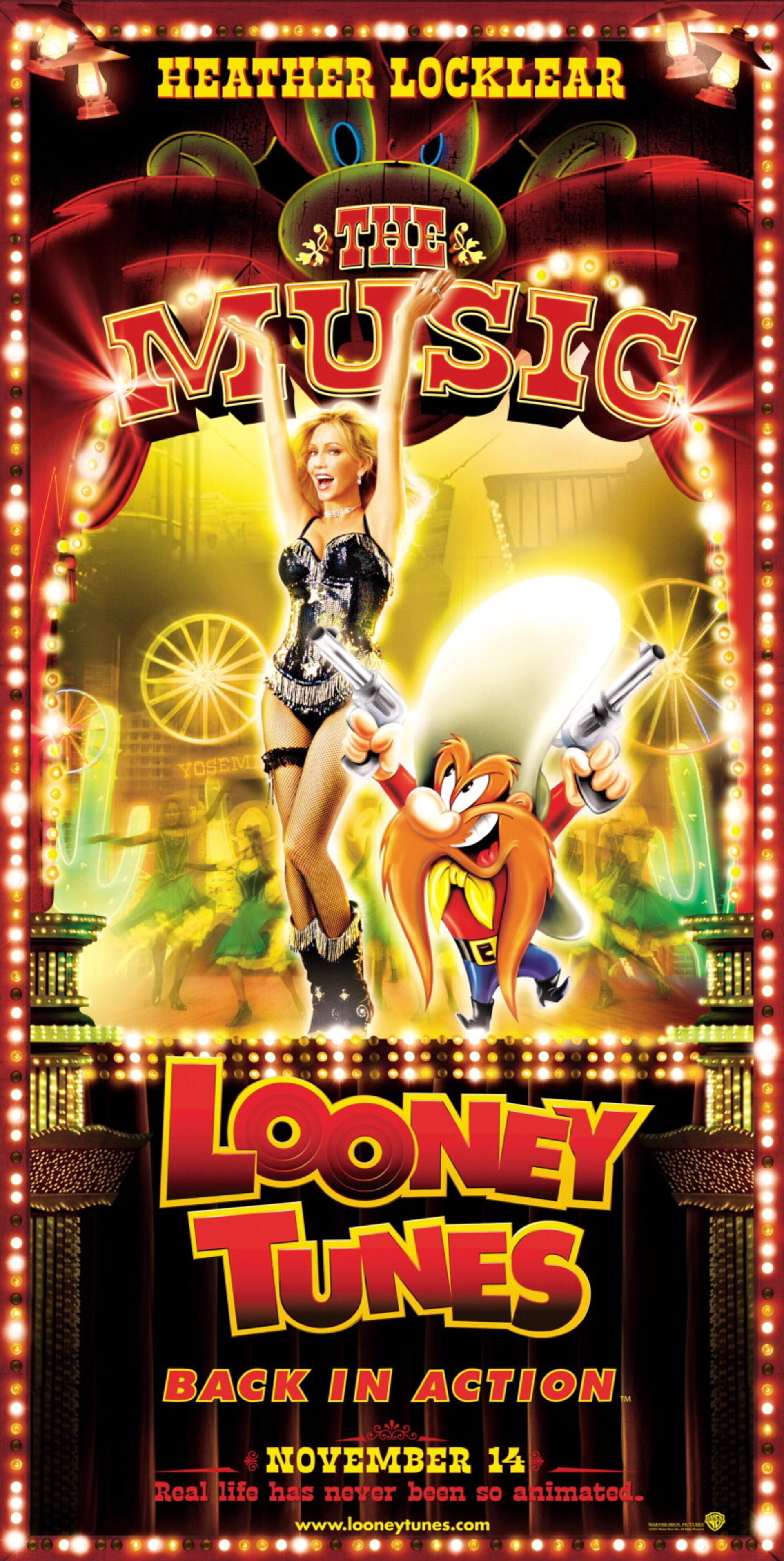 Looney Tunes: Back in Action - Poster 2
