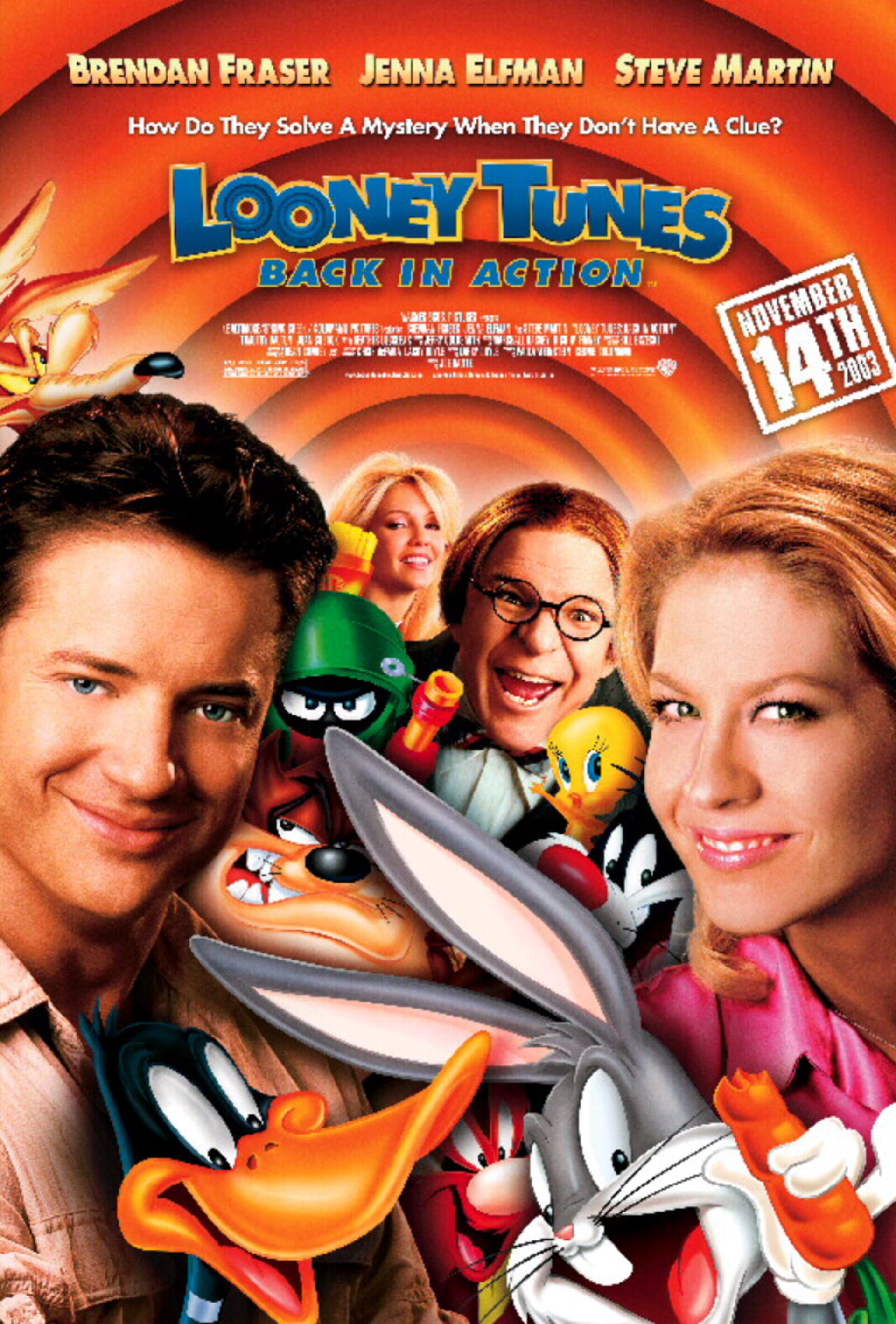 Looney Tunes: Back in Action - Poster 5
