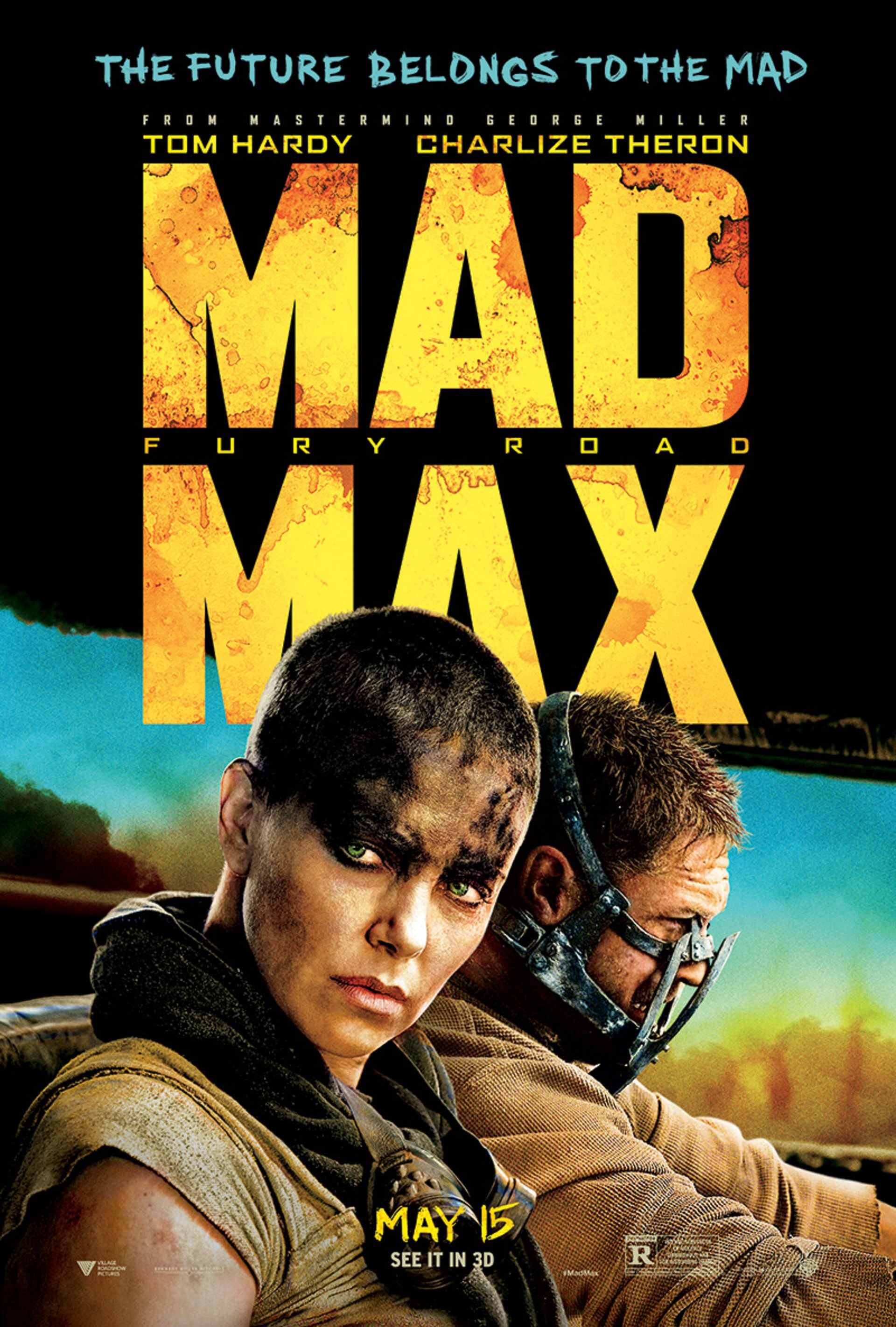 Mad Max: Fury Road - Poster 1
