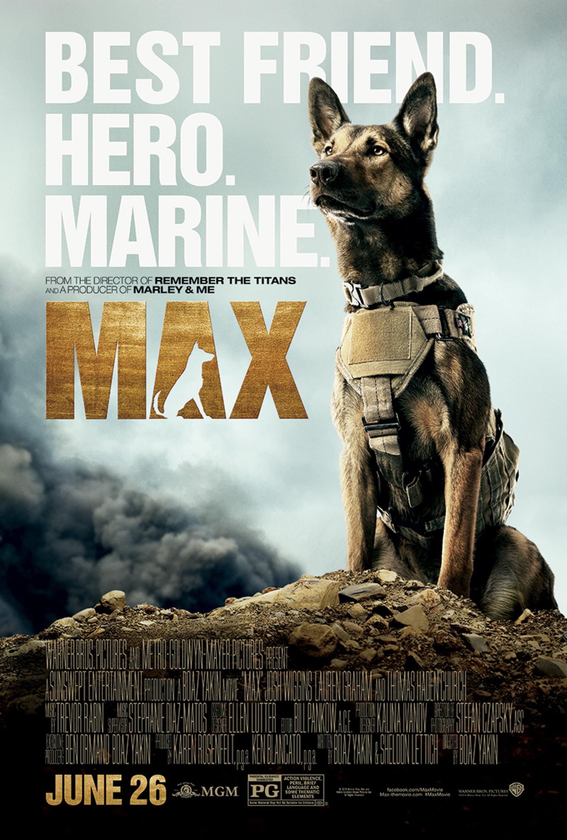 Max - Poster 1