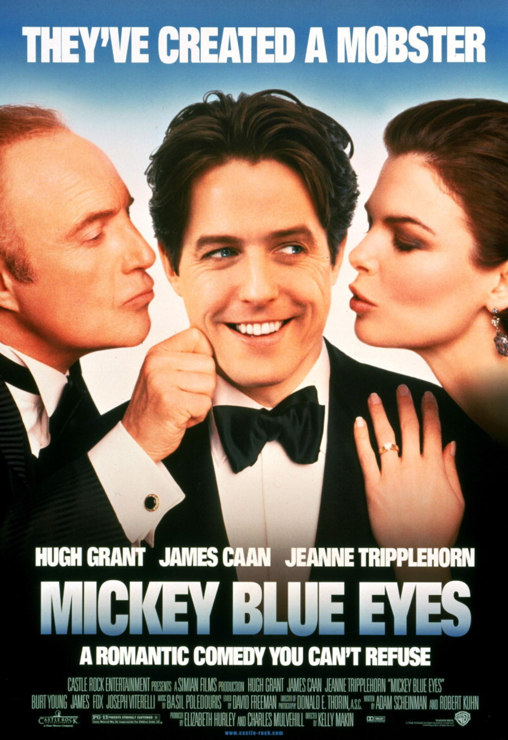 Mickey Blue Eyes - Poster 1