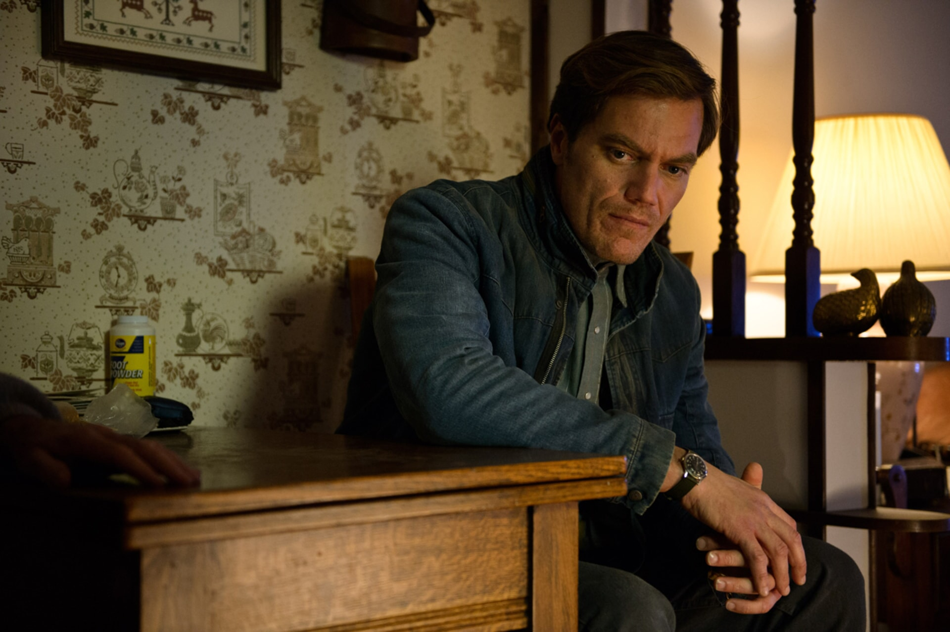 "MICHAEL SHANNON as Roy in director Jeff Nichols' sci-fi thriller ""MIDNIGHT SPECIAL,"""