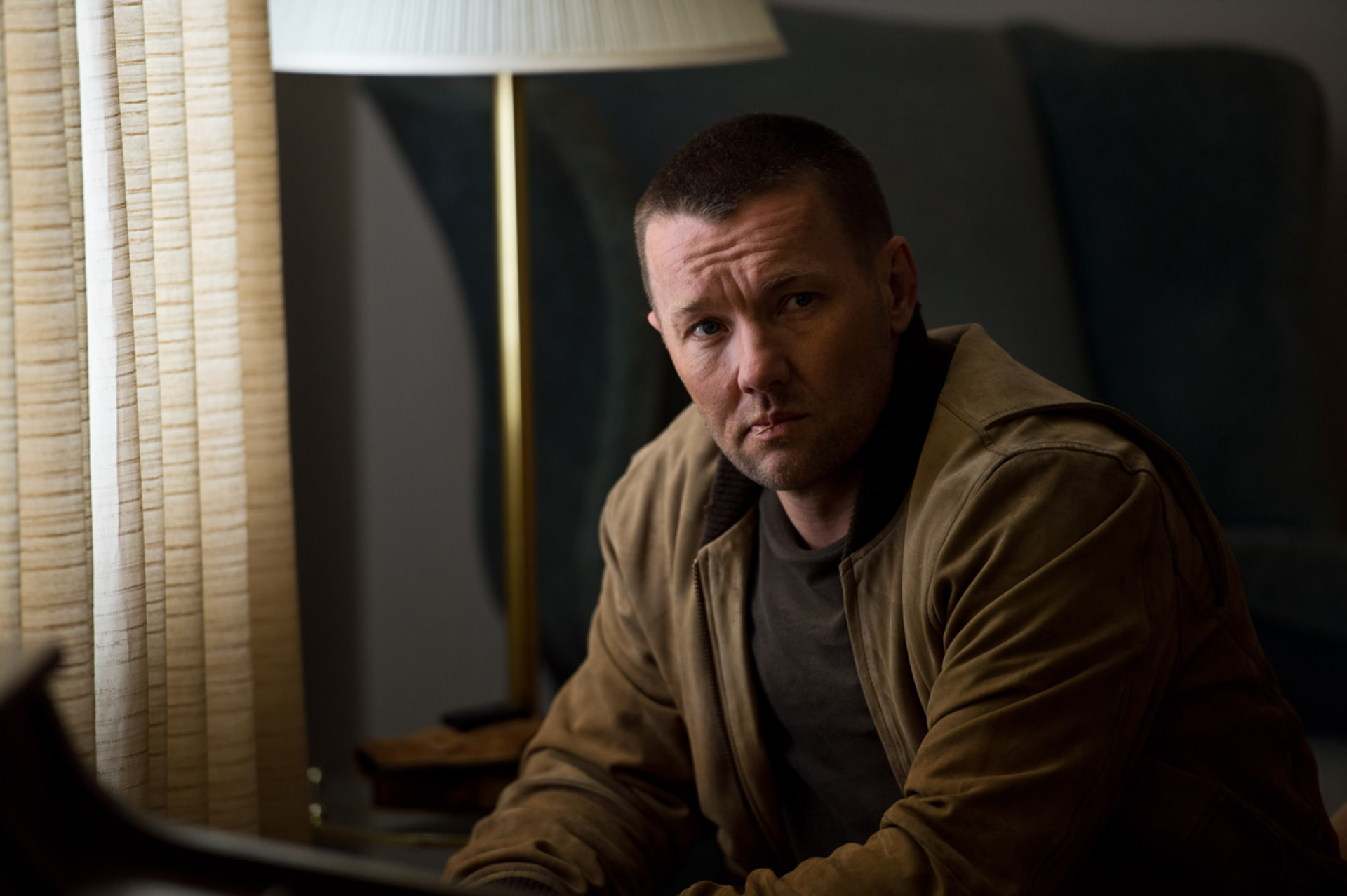 "JOEL EDGERTON as Lucas in director Jeff Nichols' sci-fi thriller ""MIDNIGHT SPECIAL,"""