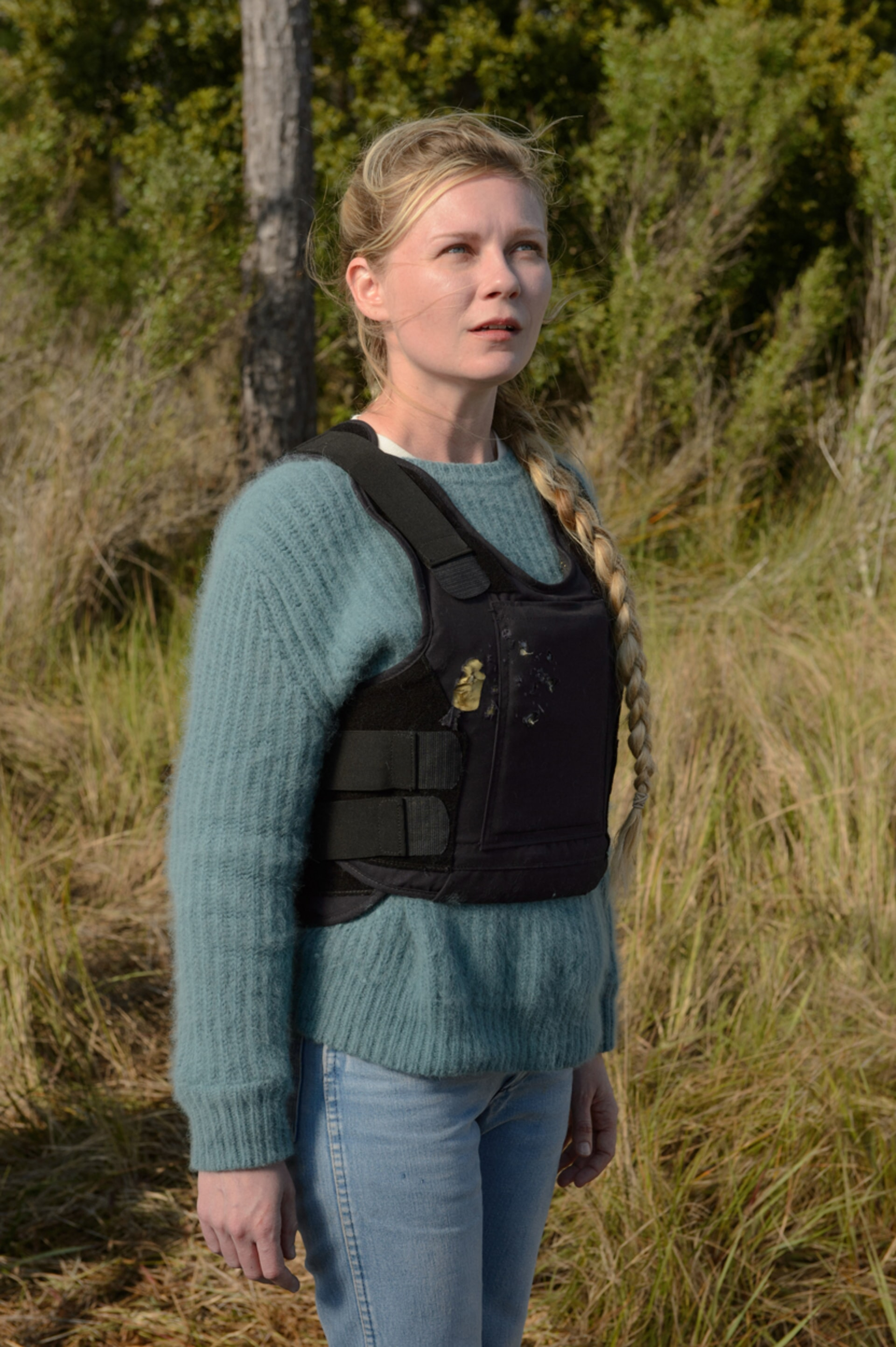 "KIRSTEN DUNST as Sarah in director Jeff Nichols' sci-fi thriller ""MIDNIGHT SPECIAL,"""