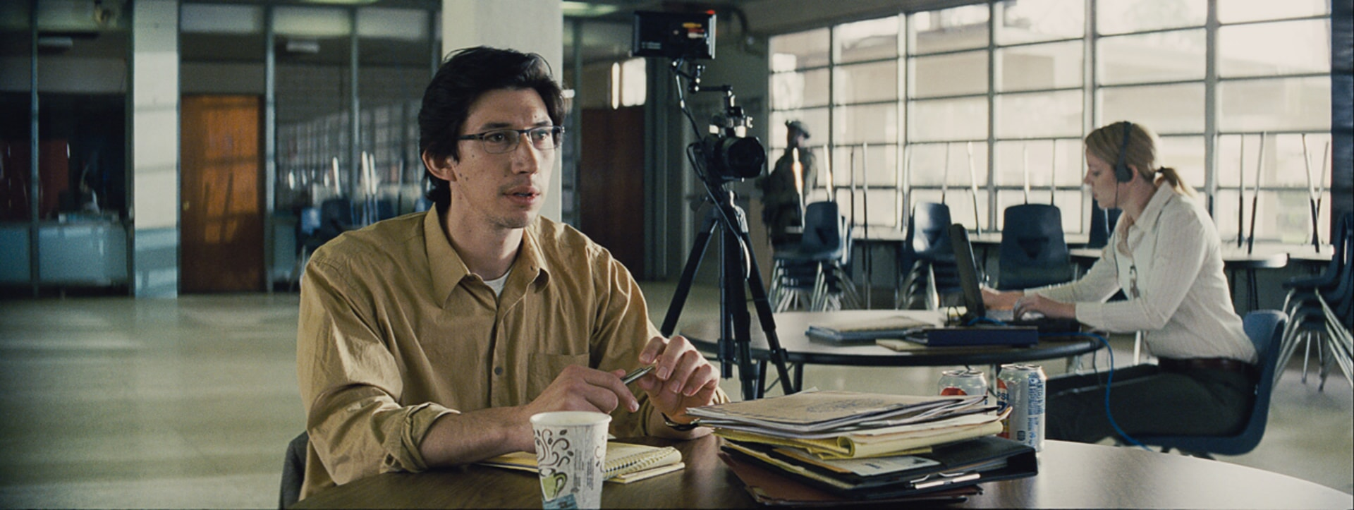 "ADAM DRIVER as Sevier in director Jeff Nichols' sci-fi thriller ""MIDNIGHT SPECIAL,"""
