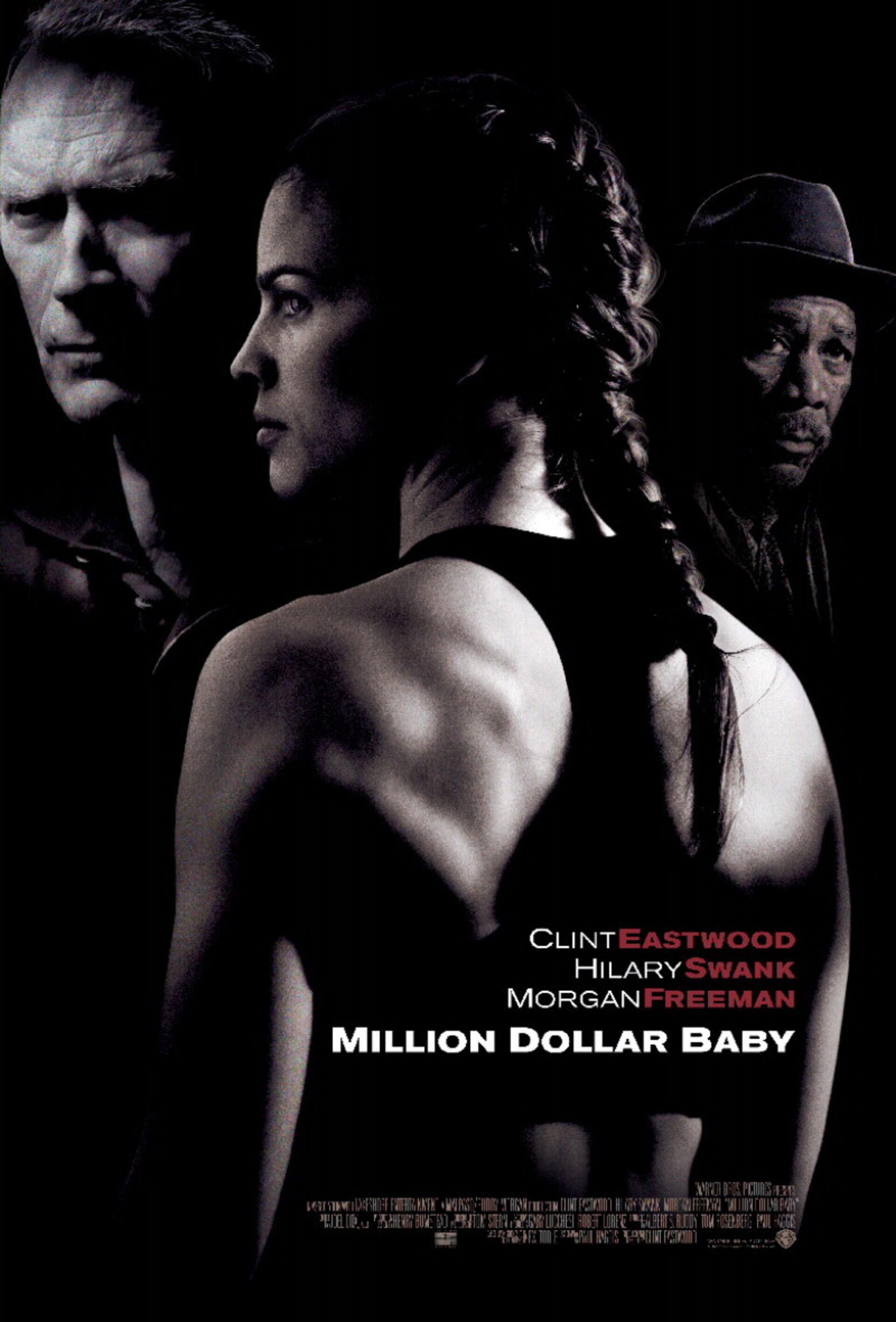 Million Dollar Baby - Poster 1