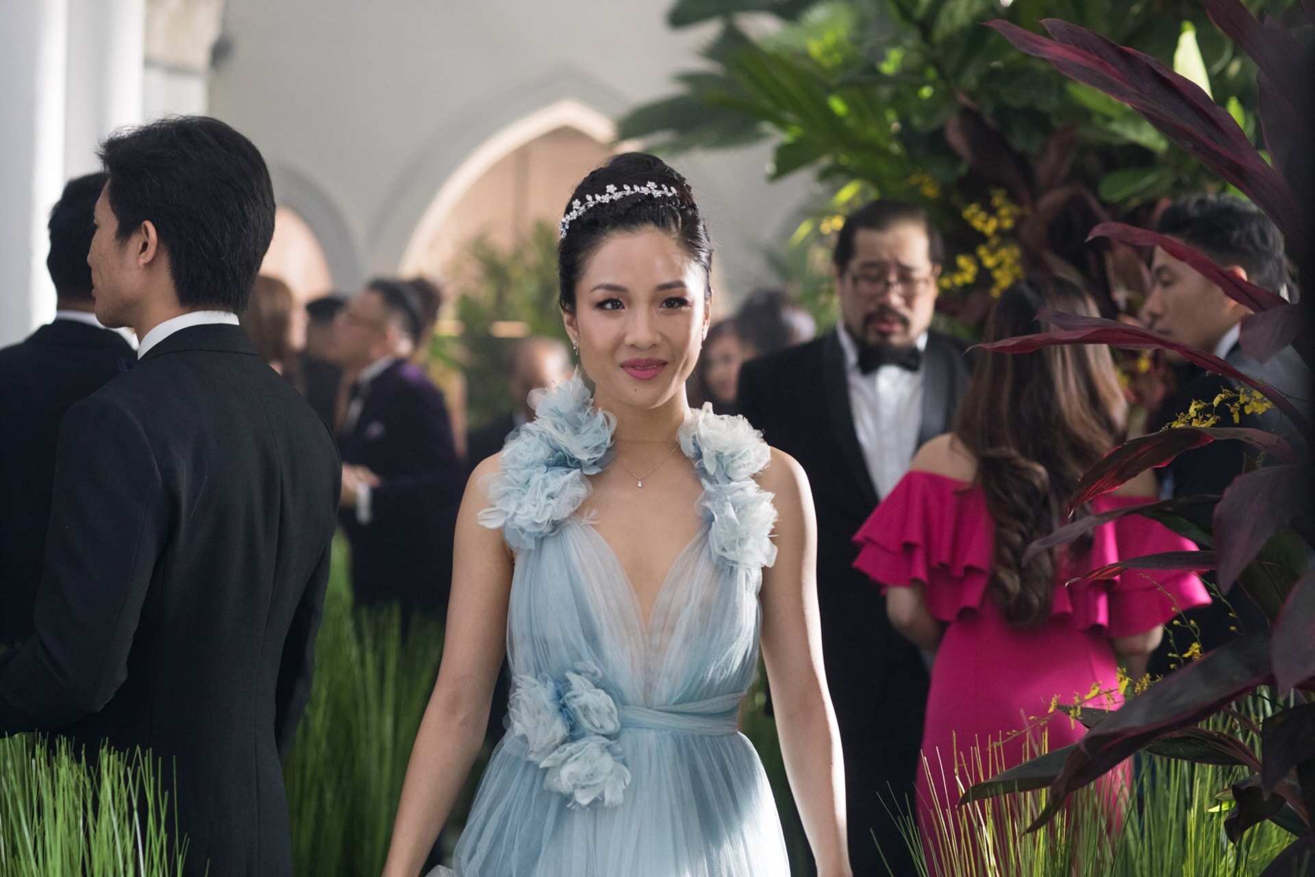 """CONSTANCE WU as Rachel in Warner Bros. Pictures' and SK Global Entertainment's contemporary romantic comedy """"CRAZY RICH ASIANS,"""" a Warner Bros. Pictures release. Photo Credit: Sanja Bucko"""