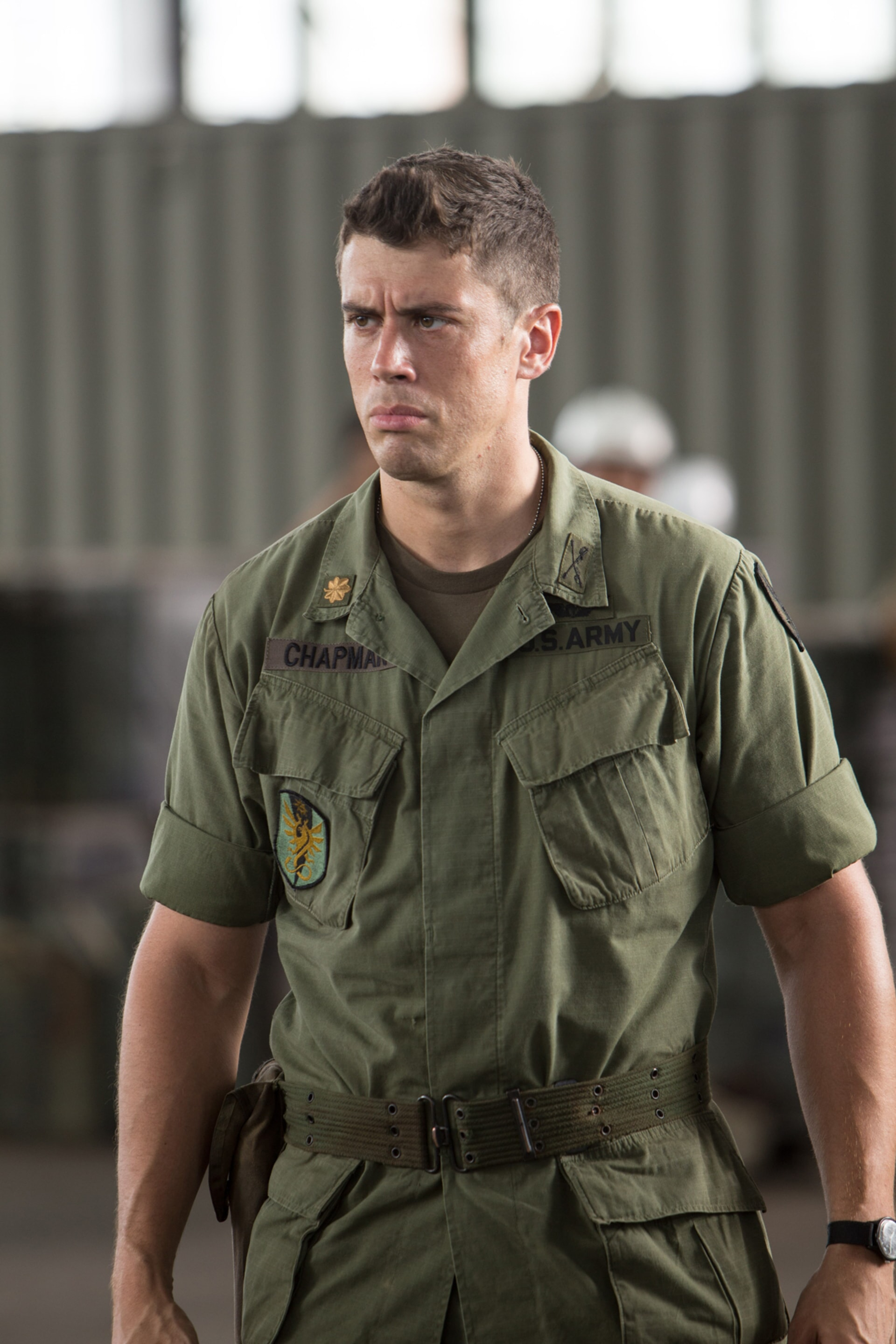 """TOBY KEBBELL as Jack Chapman in Warner Bros. Pictures', Legendary Pictures' and Tencent Pictures' action adventure """"KONG: SKULL ISLAND,"""" a Warner Bros. Pictures release."""