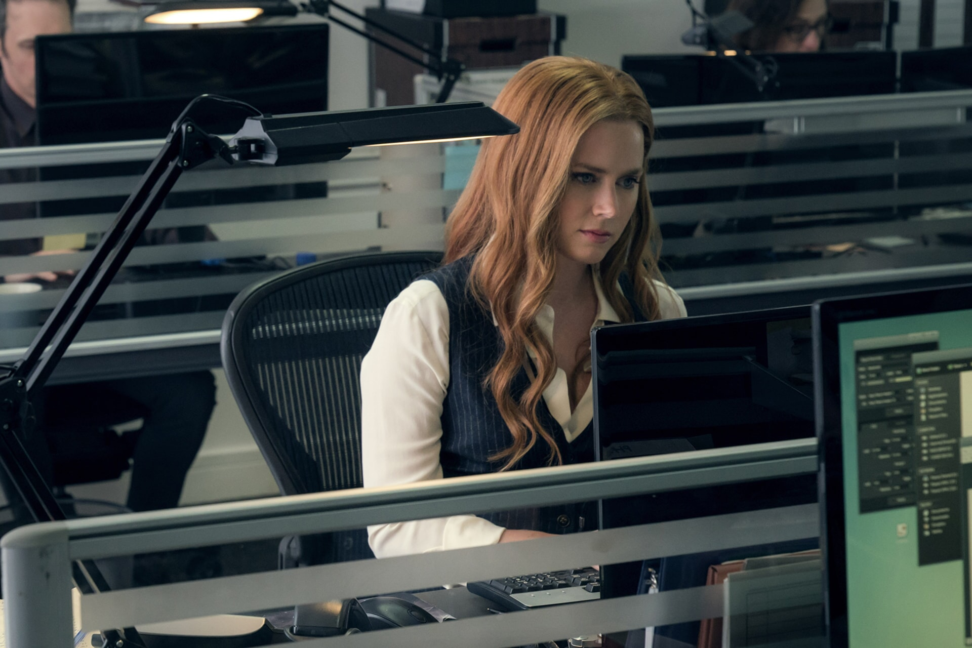 """AMY ADAMS as Lois Lane in Warner Bros. Pictures' action adventure """"JUSTICE LEAGUE,"""" a Warner Bros. Pictures release."""