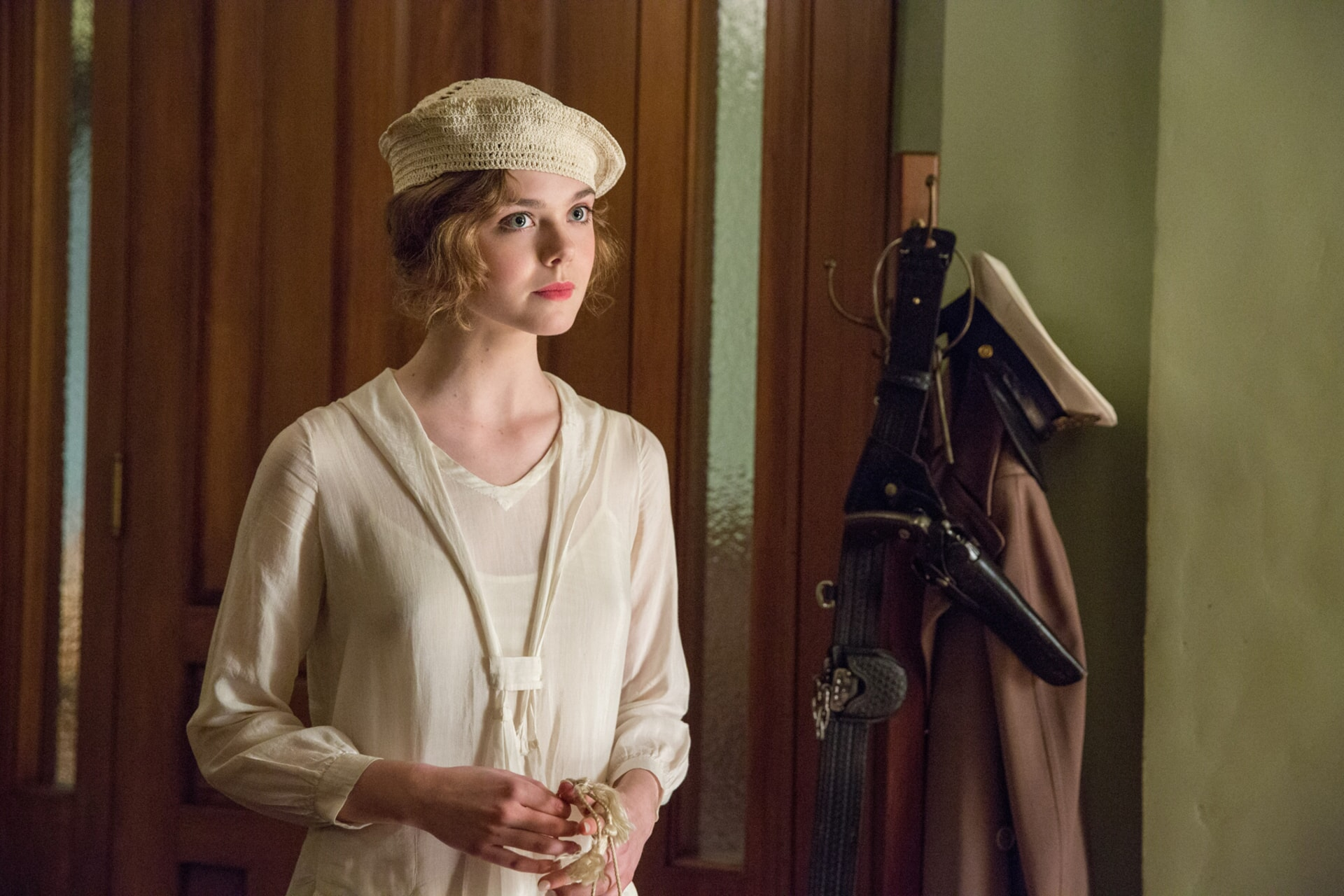 """ELLE FANNING as Loretta Figgis in Warner Bros. Pictures' dramatic crime thriller """"LIVE BY NIGHT,"""" a Warner Bros. Pictures release."""