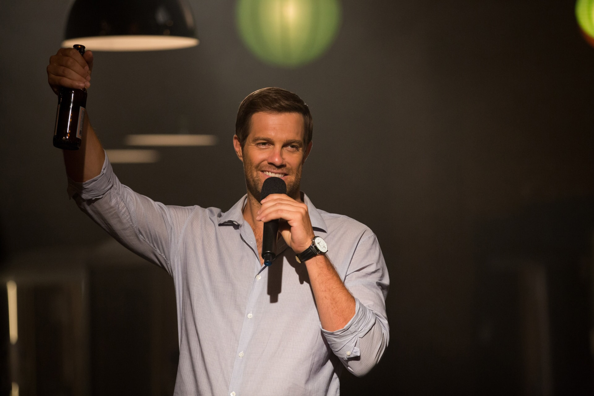 "GEOFF STULTS as David Connover in Warner Bros. Pictures' dramatic thriller ""UNFORGETTABLE,"" a Warner Bros. Pictures release."