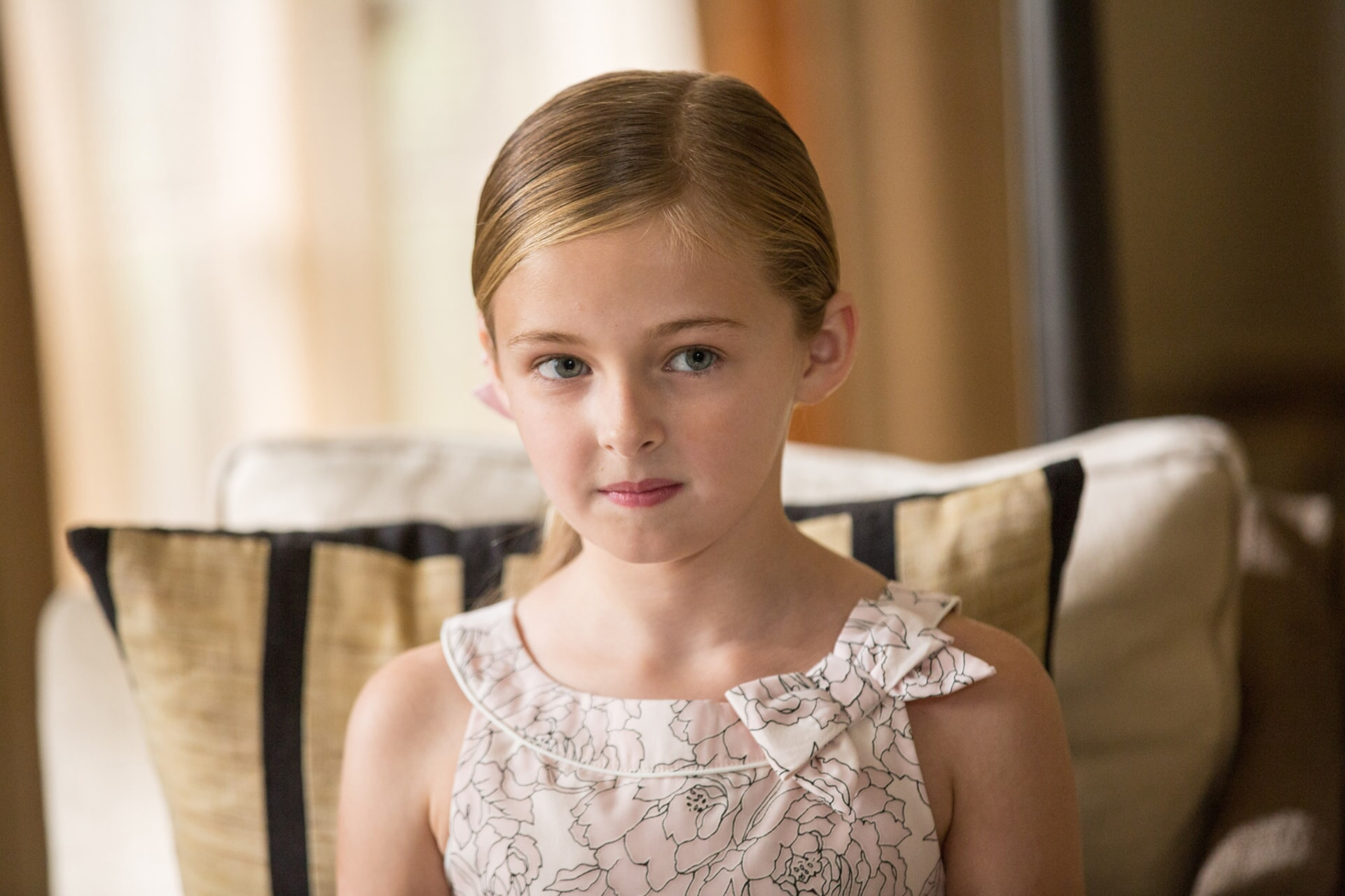 "ISABELLA KAI RICE as Lily Connover in Warner Bros. Pictures' dramatic thriller ""UNFORGETTABLE,"" a Warner Bros. Pictures release."
