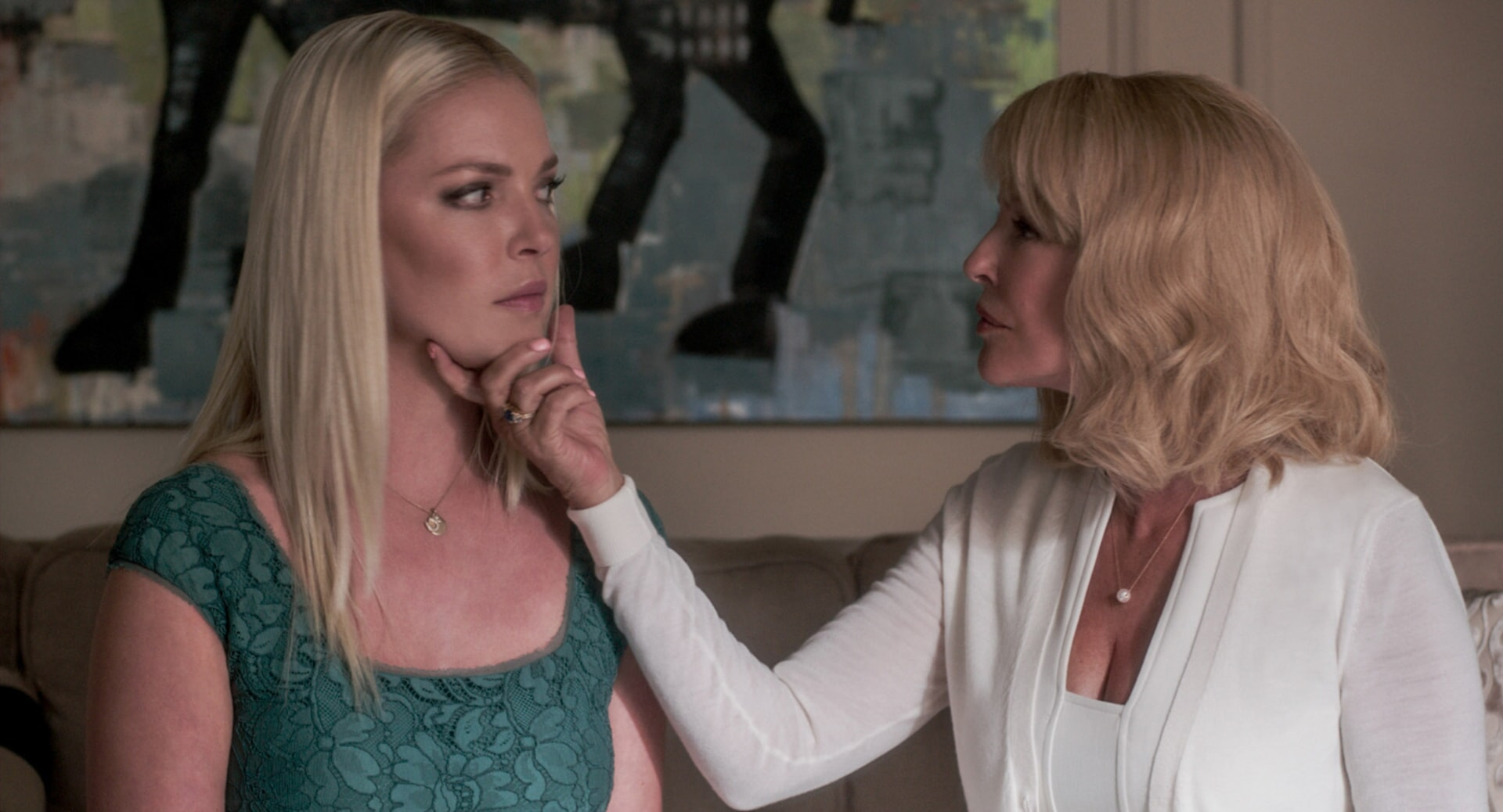 "KATHERINE HEIGL as Tessa Connover and CHERYL LADD as Helen in Warner Bros. Pictures' dramatic thriller ""UNFORGETTABLE,"" a Warner Bros. Pictures release."