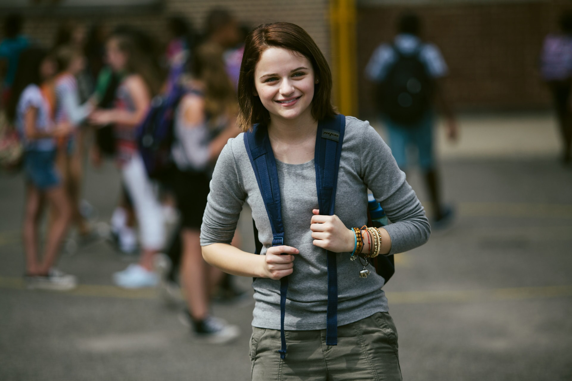 """JOEY KING as Brooklyn Harding in the New Line Cinema and Village Roadshow comedy """"GOING IN STYLE,"""" a Warner Bros. Pictures release."""