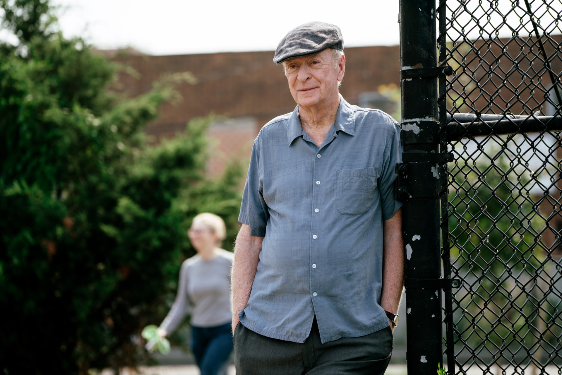 """MICHAEL CAINE as Joe Harding in the New Line Cinema and Village Roadshow comedy """"GOING IN STYLE,"""" a Warner Bros. Pictures release."""