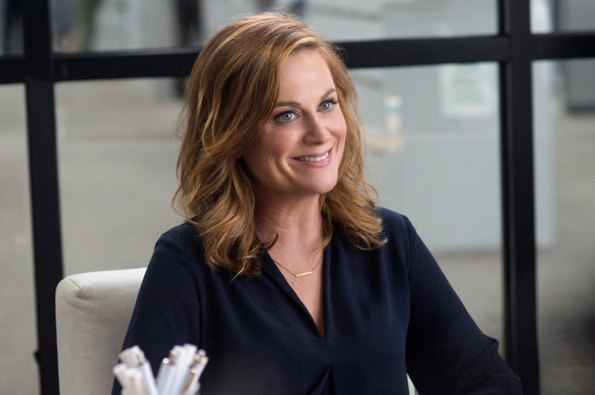 """AMY POEHLER as Kate Johansen in the New Line Cinema and Village Roadshow Pictures comedy """"THE HOUSE,"""" a Warner Bros. Pictures release."""