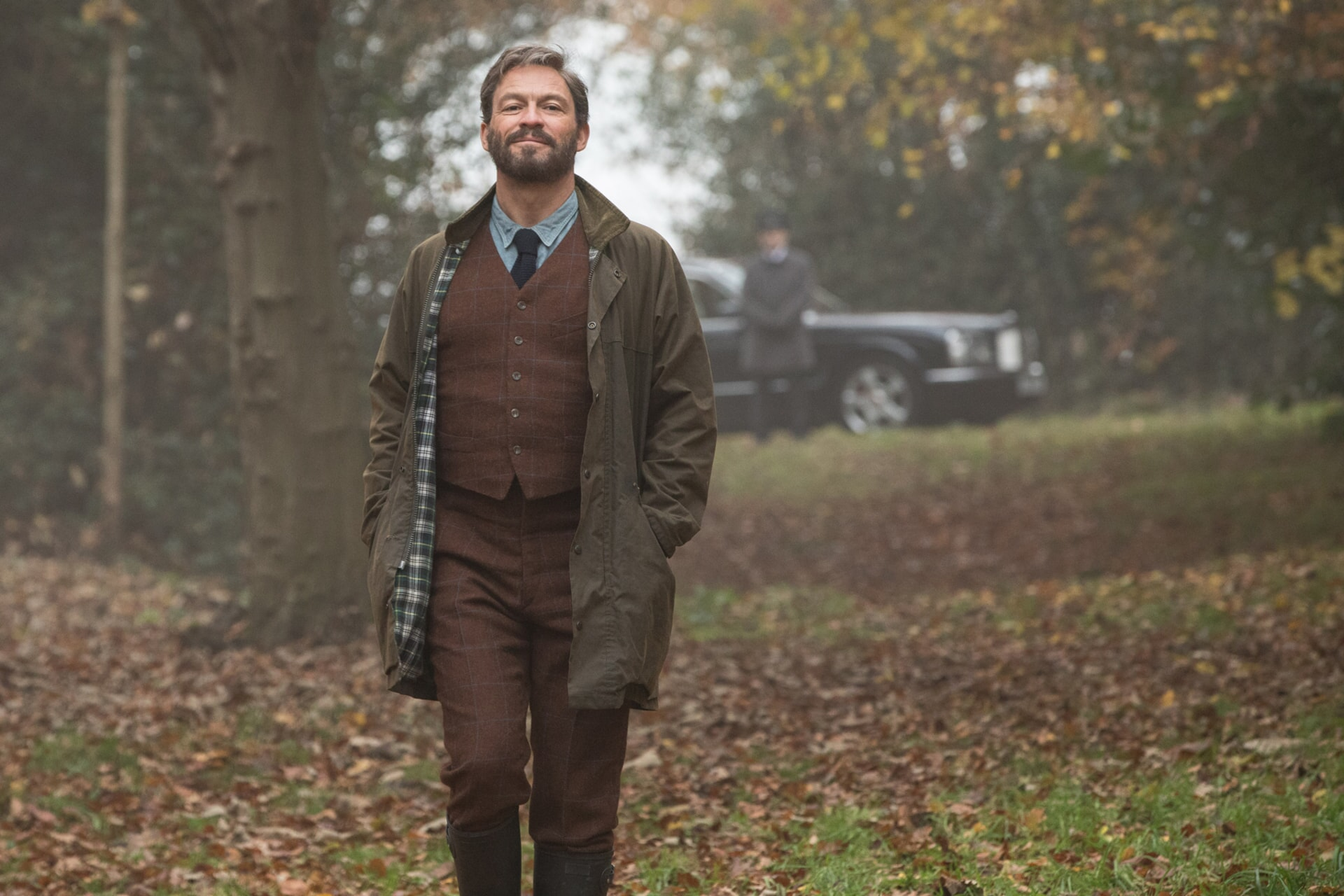 """DOMINIC WEST as Richard Croft in Warner Bros. Pictures' and Metro-Goldwyn-Mayer Pictures' action adventure """"TOMB RAIDER,"""" a Warner Bros. Pictures release."""