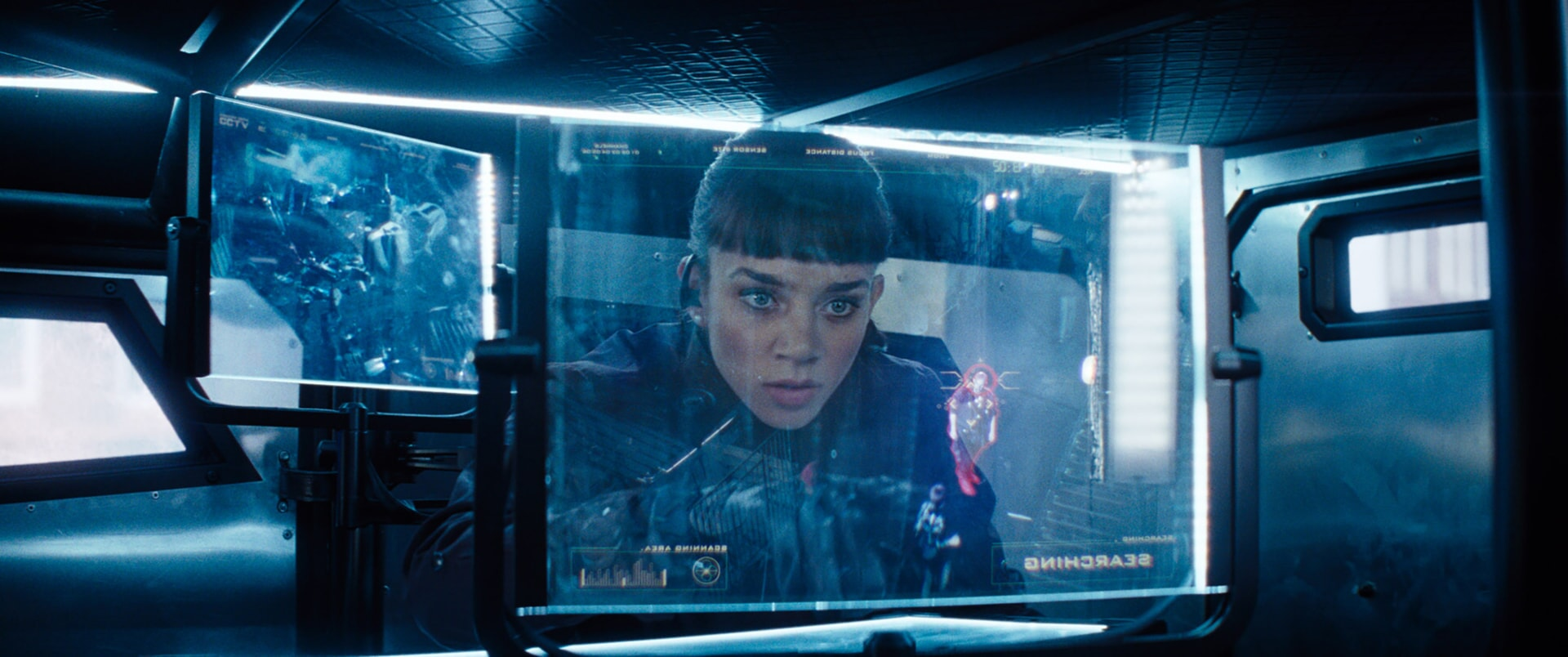 """HANNAH JOHN-KAMEN as F'Nale Zandor in Warner Bros. Pictures', Amblin Entertainment's and Village Roadshow Pictures' action adventure """"READY PLAYER ONE,"""" a Warner Bros. Pictures release."""