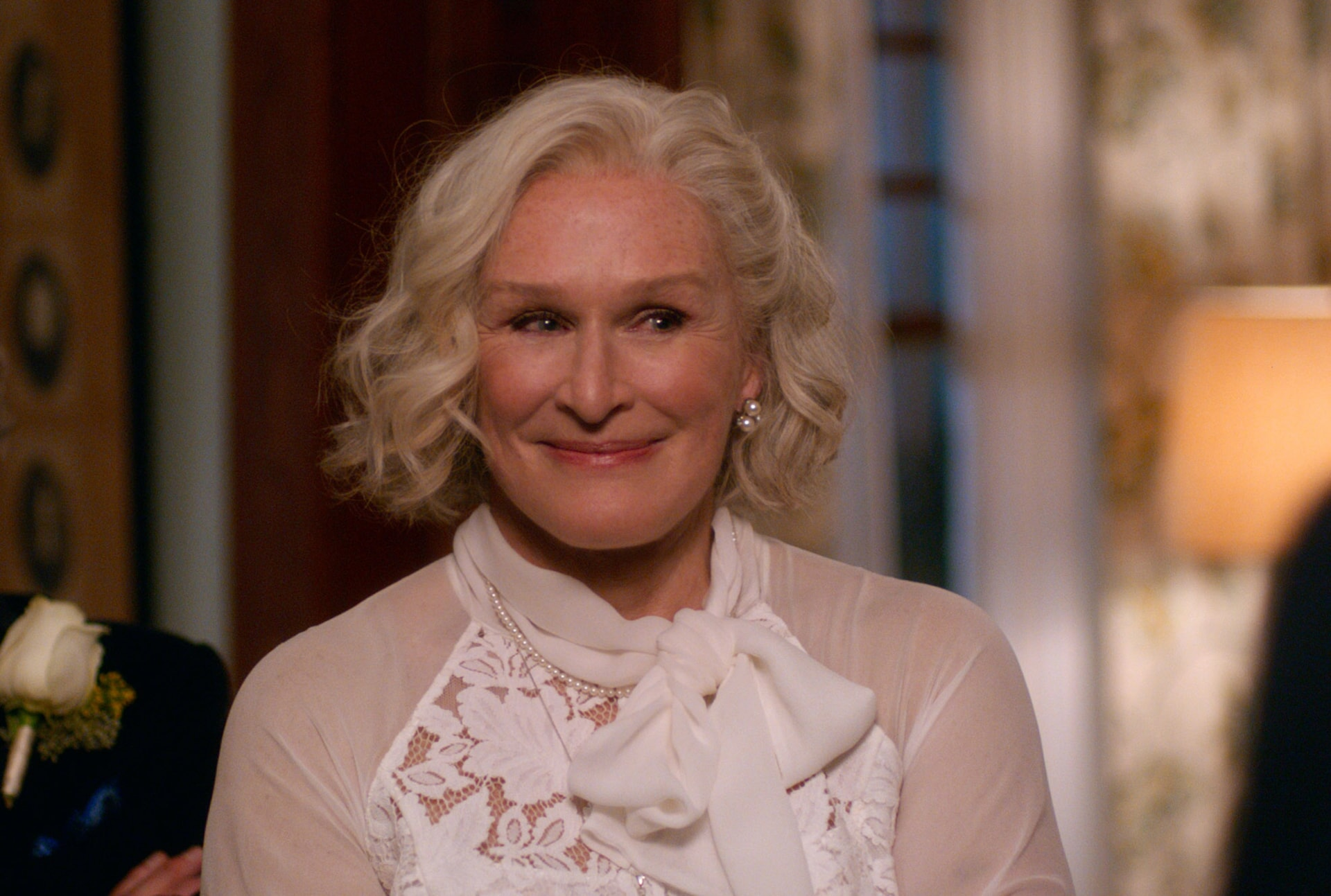 "GLENN CLOSE as Helen in Alcon Entertainment's comedy ""FATHER FIGURES,"" a Warner Bros. Pictures release."