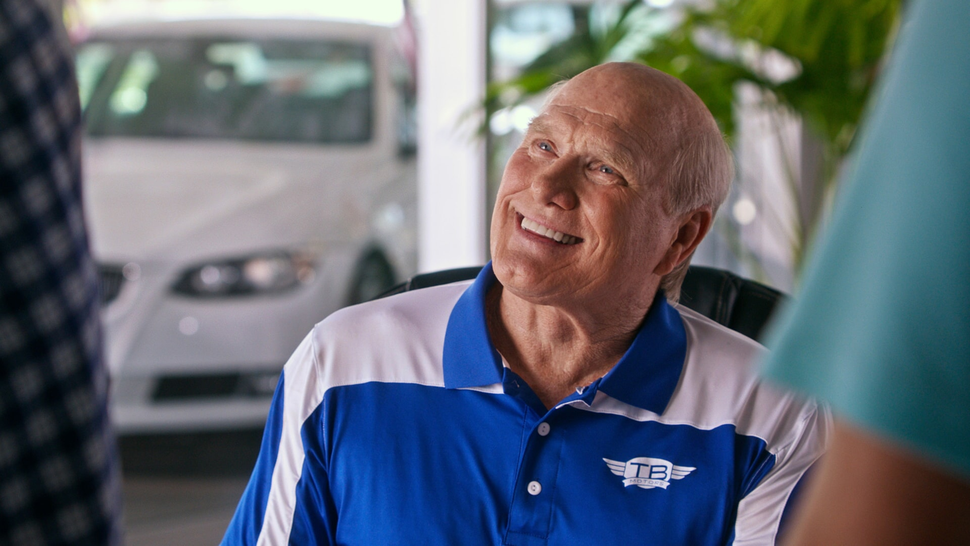 "TERRY BRADSHAW as Terry Bradshaw in Alcon Entertainment's comedy ""FATHER FIGURES,"" a Warner Bros. Pictures release."