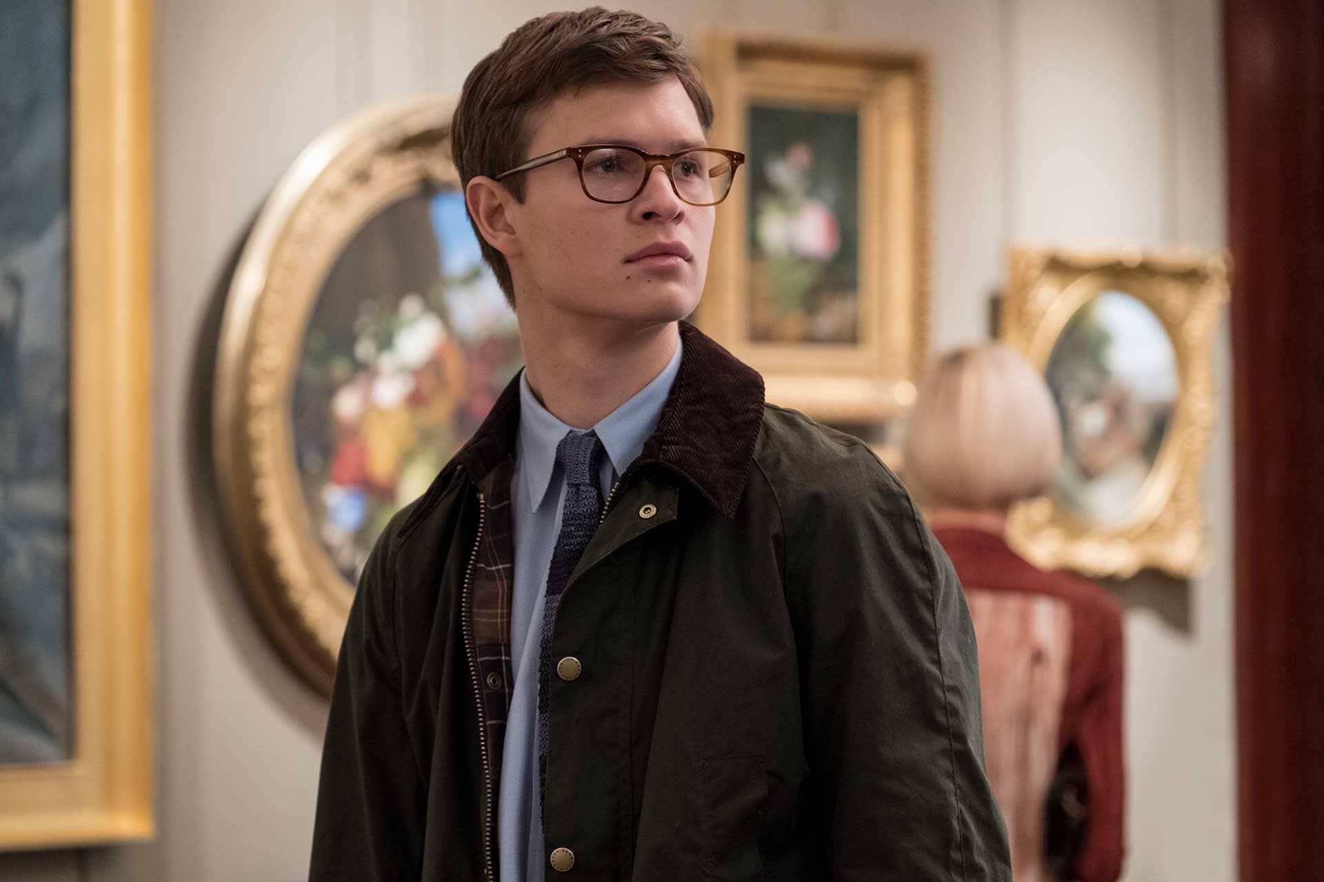 ANSEL ELGORT as Theo Decker in Warner Bros. Pictures' and Amazon Studios' drama, THE GOLDFINCH