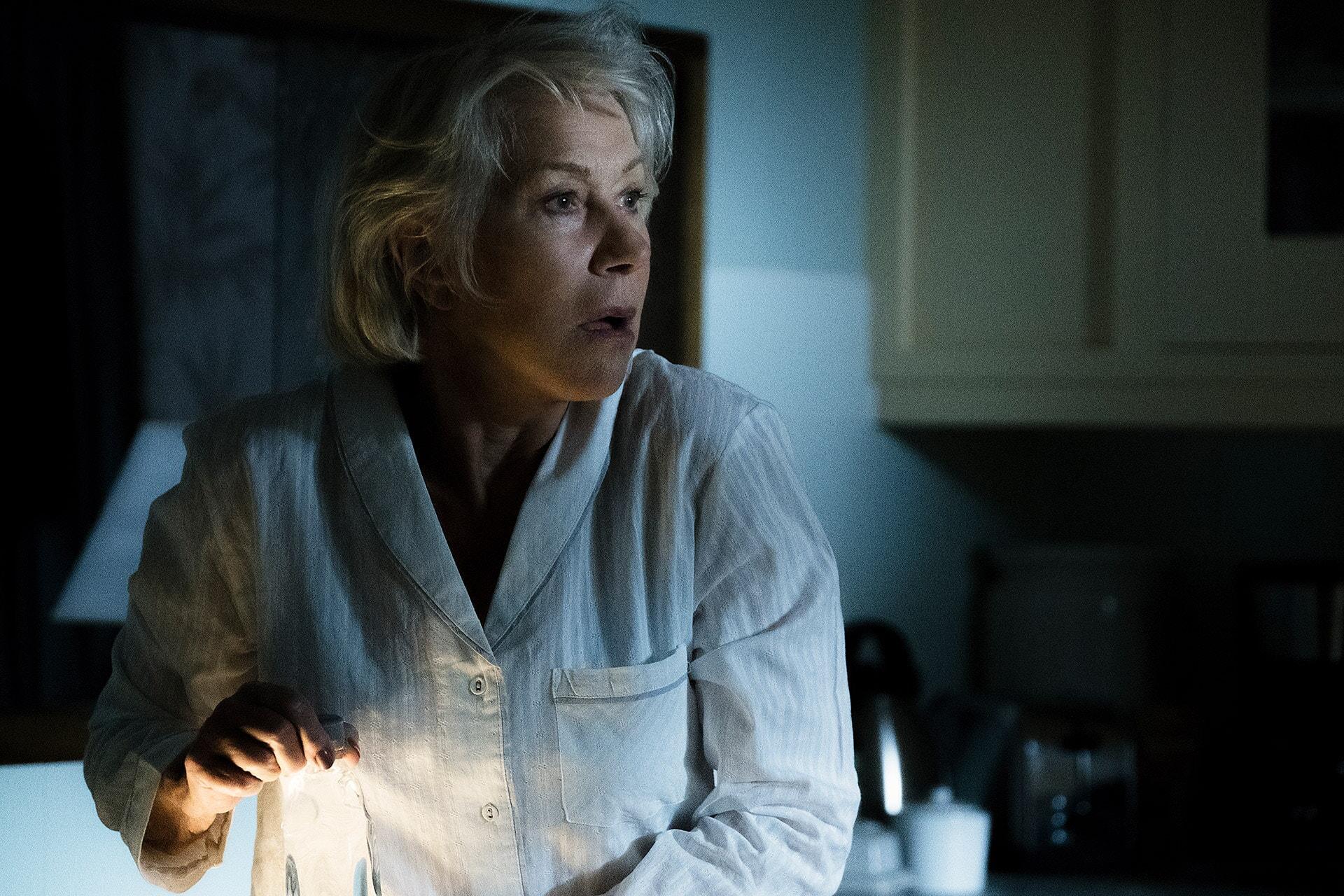 HELEN MIRREN as Betty McLeish
