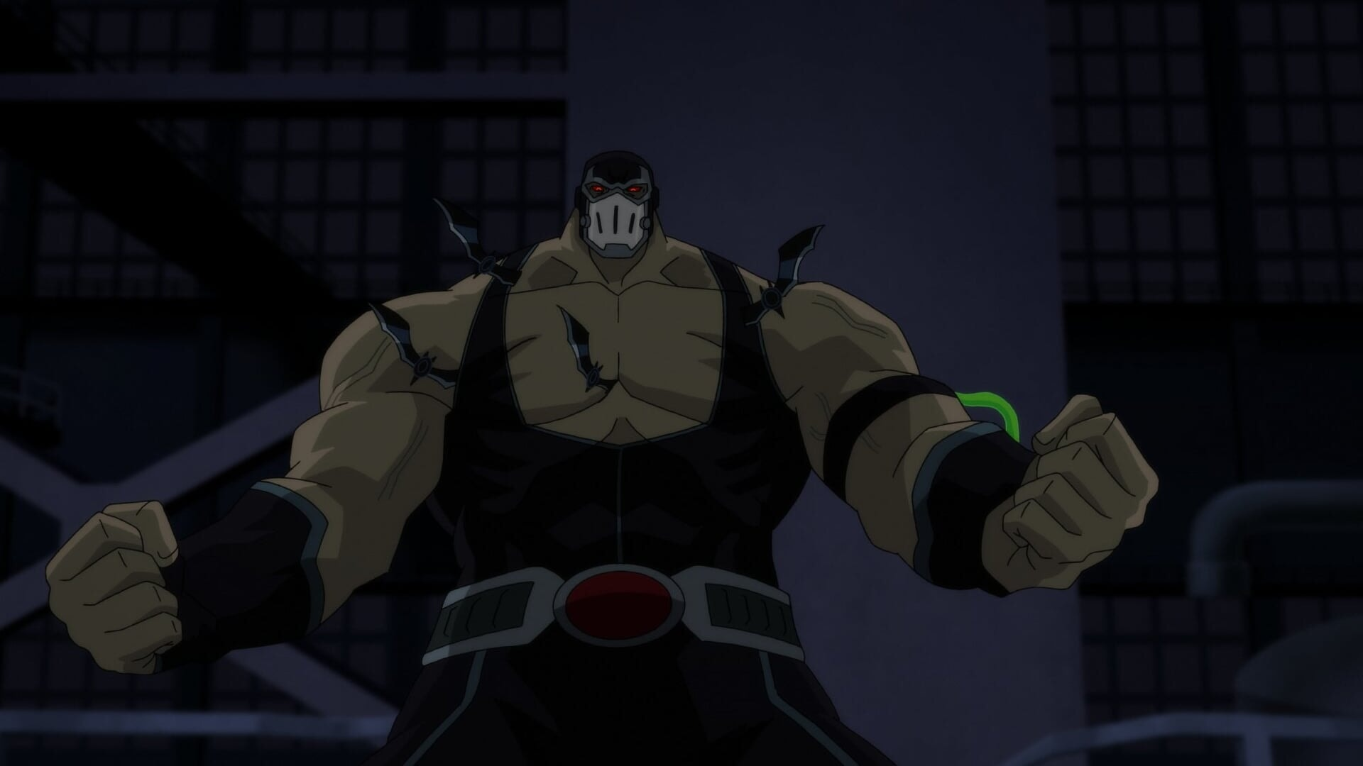Batman Hush - Bane