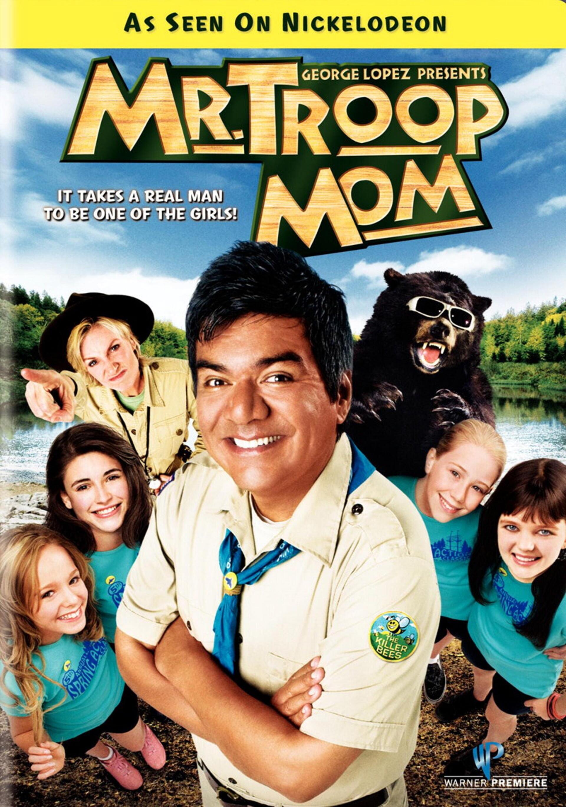 Mr. Troop Mom - Poster 1